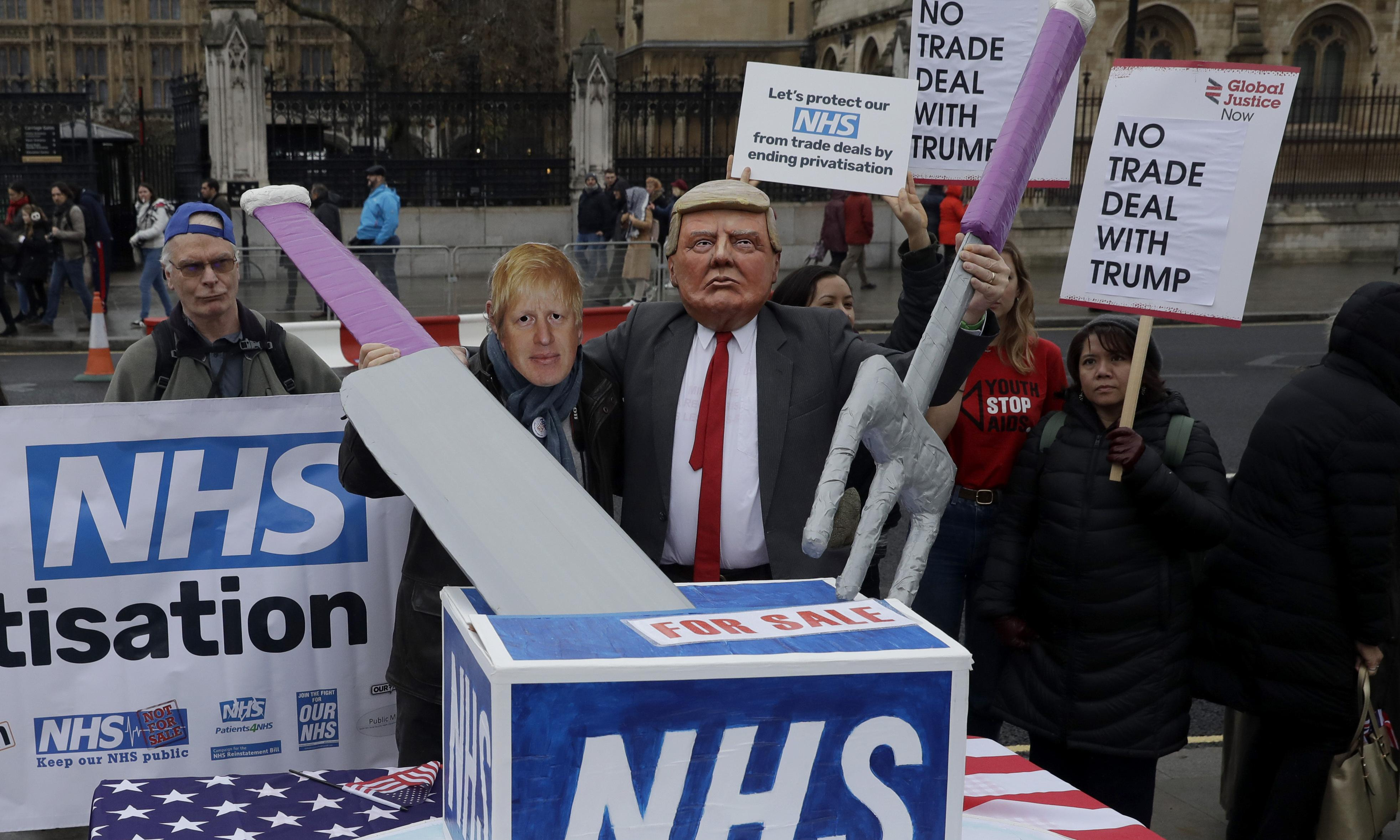 The Guardian view on Boris Johnson and the NHS: a problem of trust