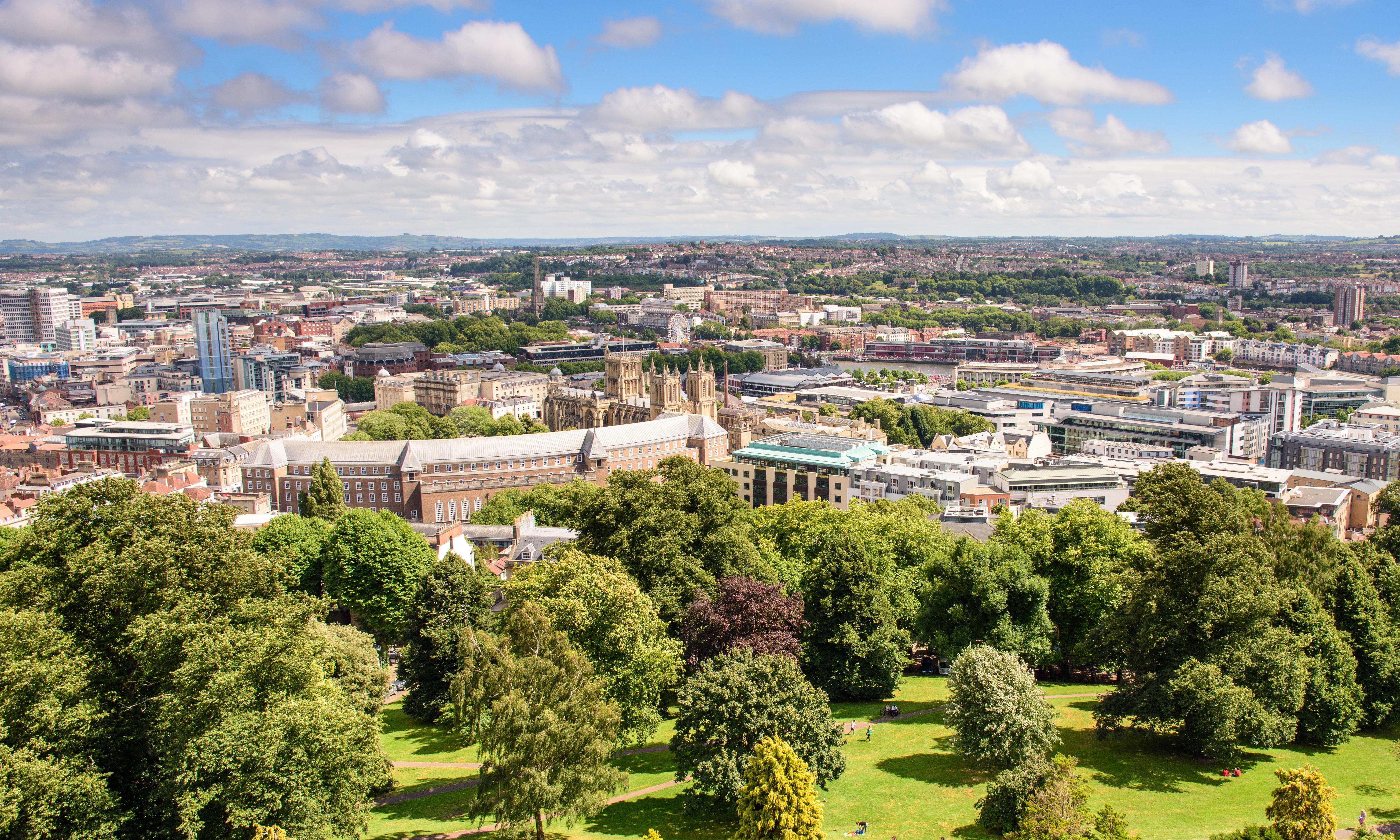 Brunel and beyond: a walk around historic Bristol