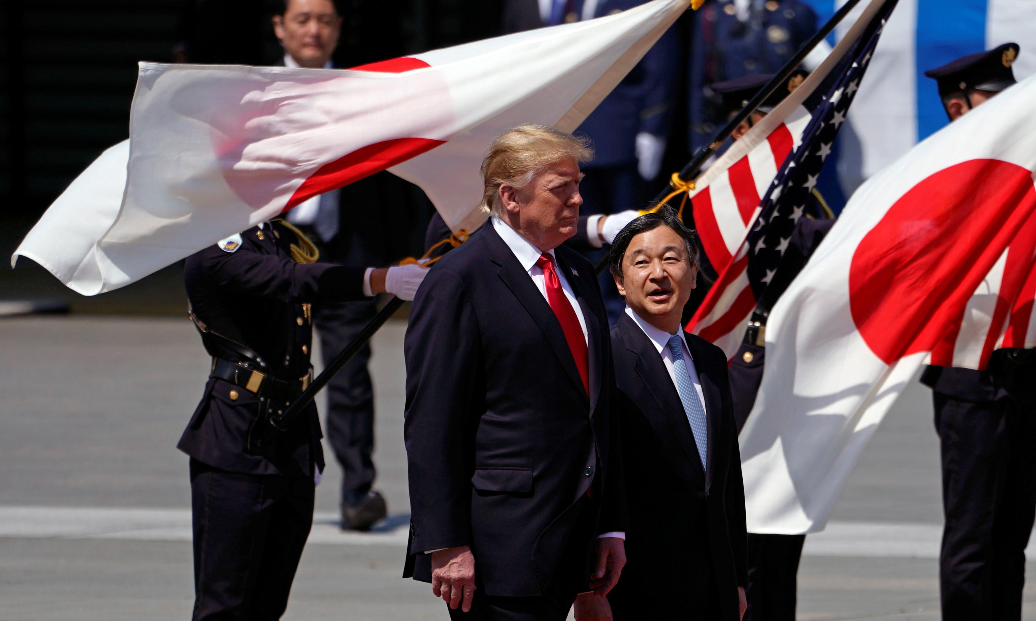 Donald Trump welcomes Japan's offer of mediation with Iran
