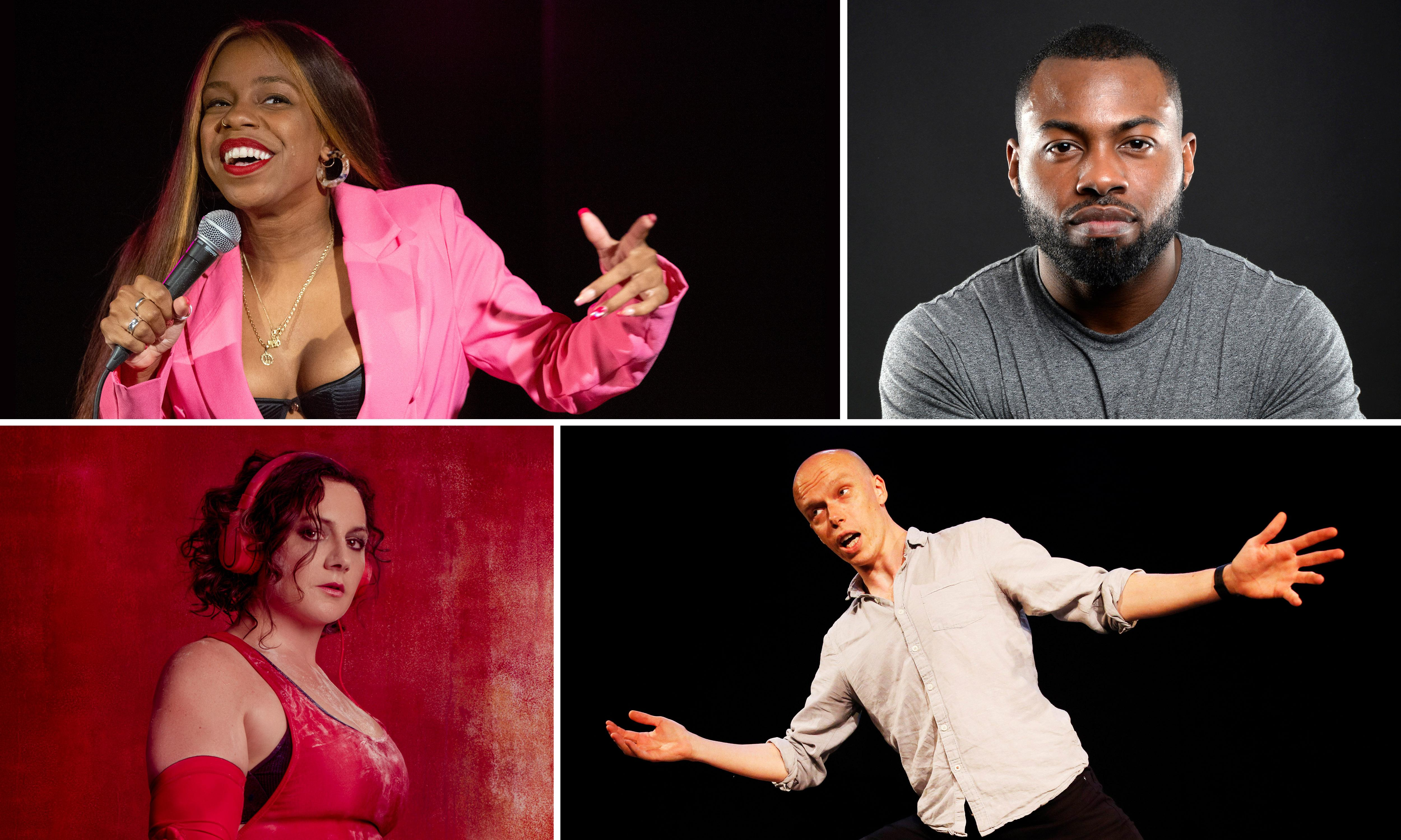 Edinburgh Comedy awards 2019: surrealists, standups and sausage act vie for prize