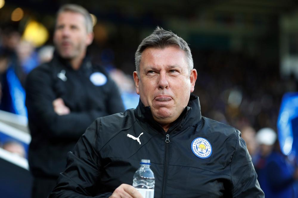 Craig Shakespeare needs a plan for the second half.