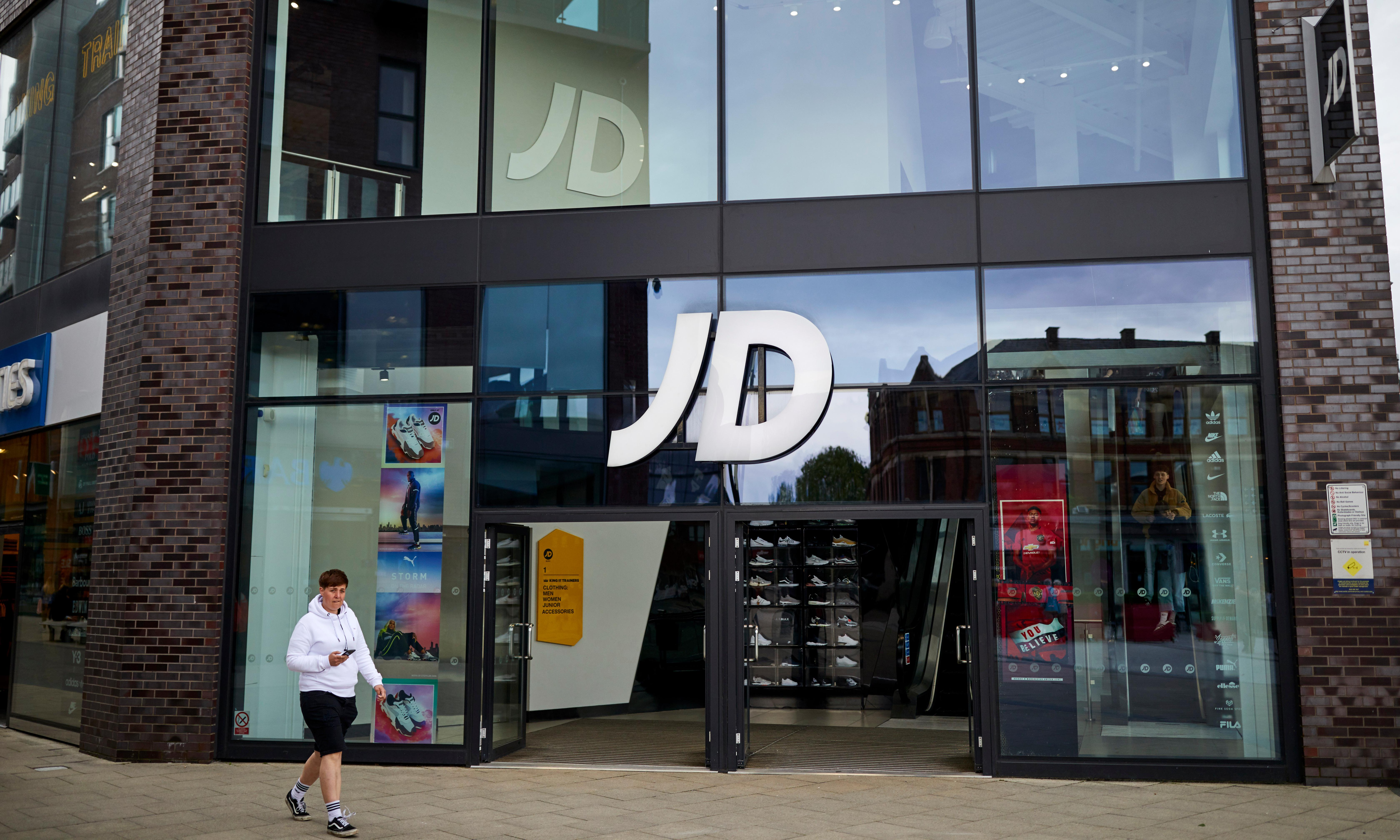 JD Sports' Footasylum takeover could be bad for shoppers, says CMA