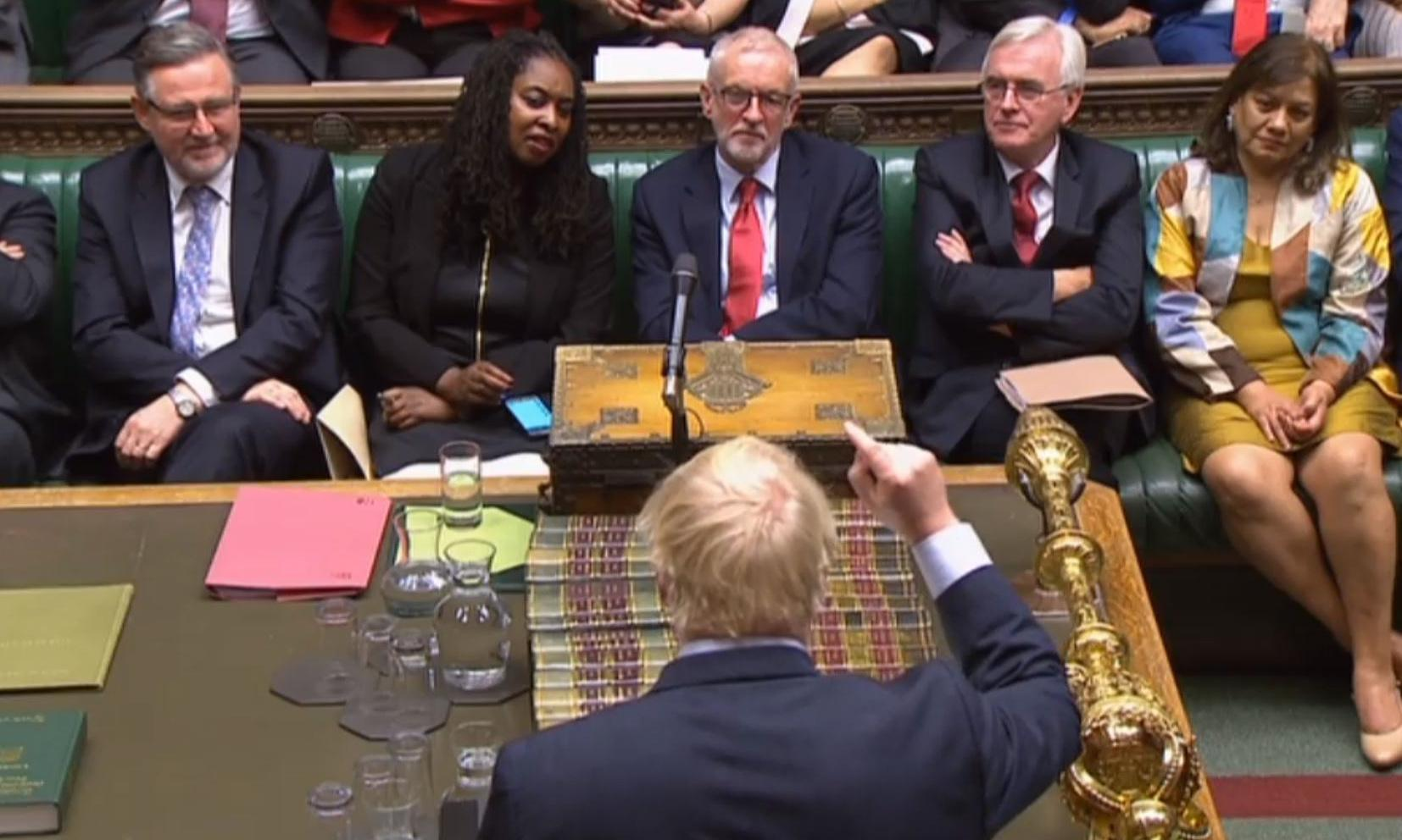 Guided by a 'lodestar' – what does Boris Johnson mean?