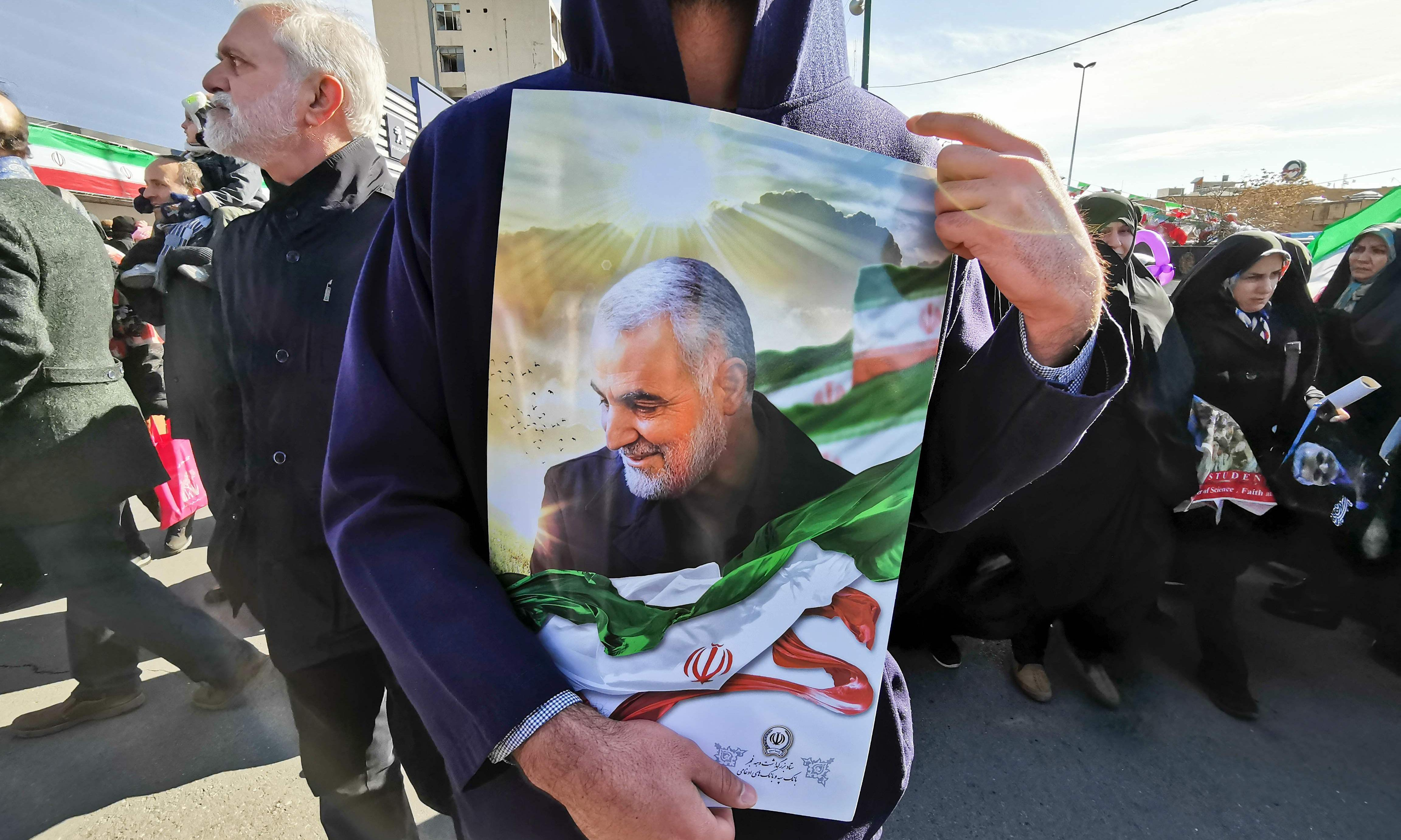 After Suleimani: Iran's scramble to recover from general's death