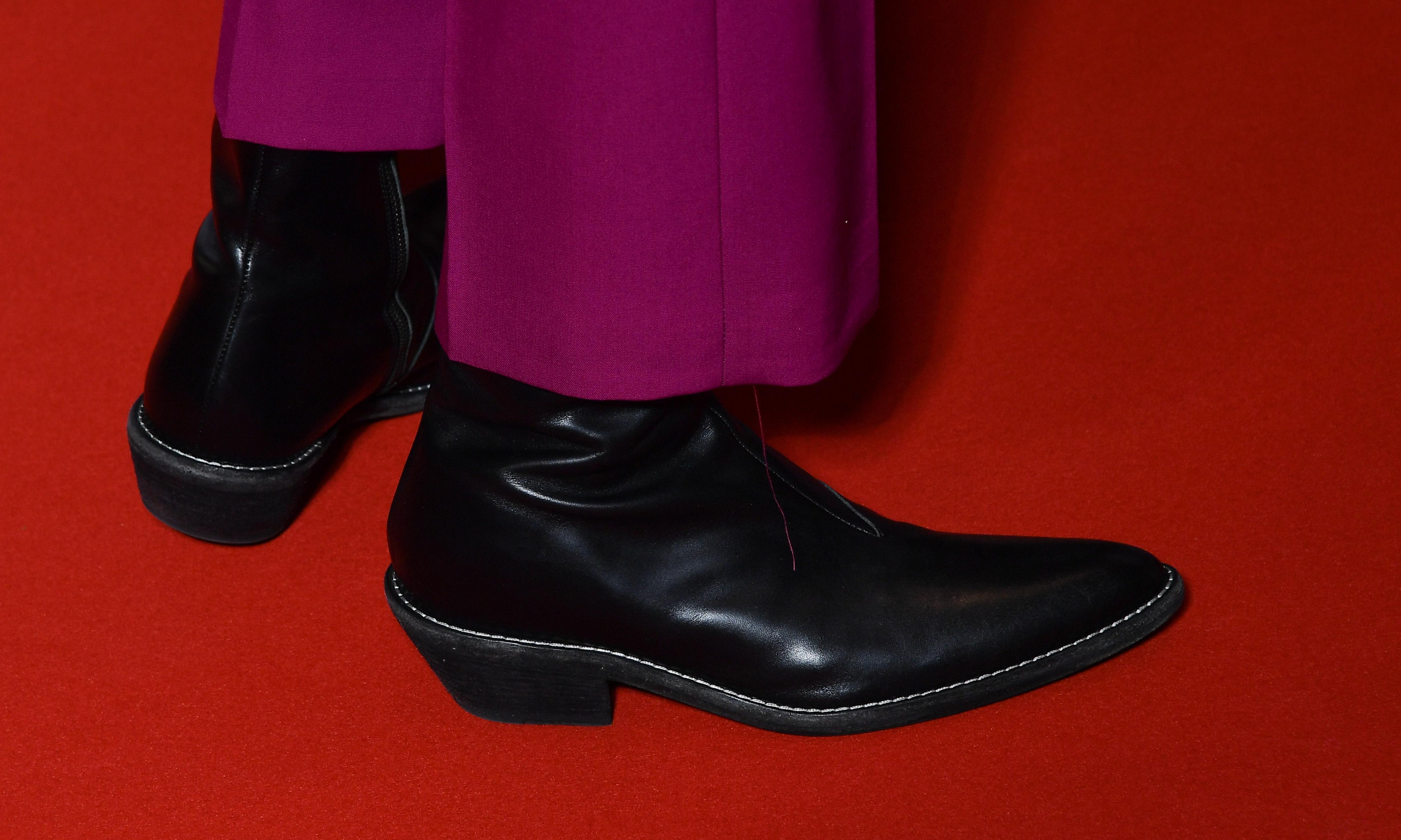 High fashion: the rise of heels for men