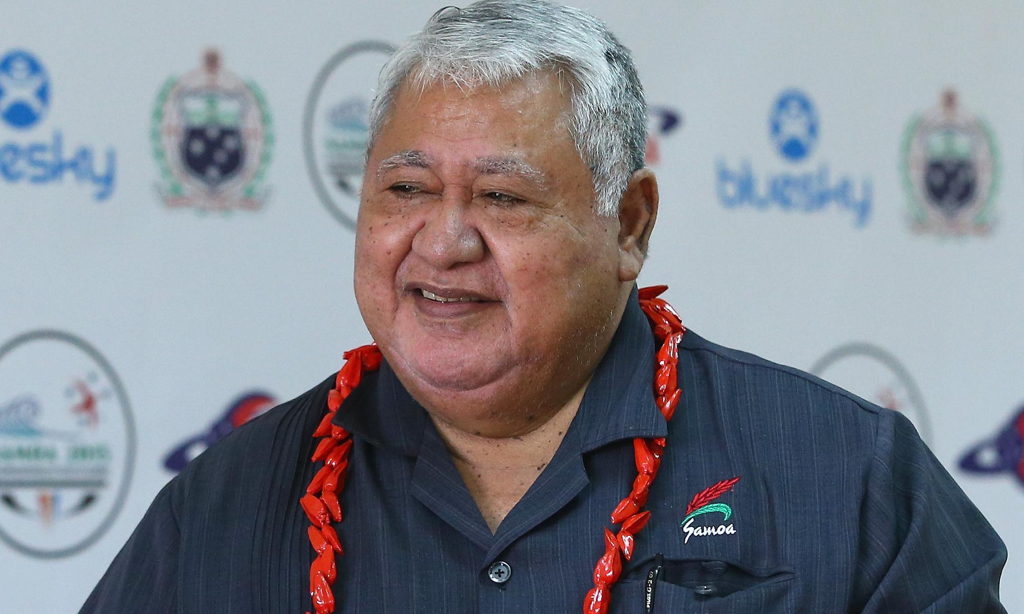 'Fingers crossed': Samoa PM hopes Australians will vote for climate action