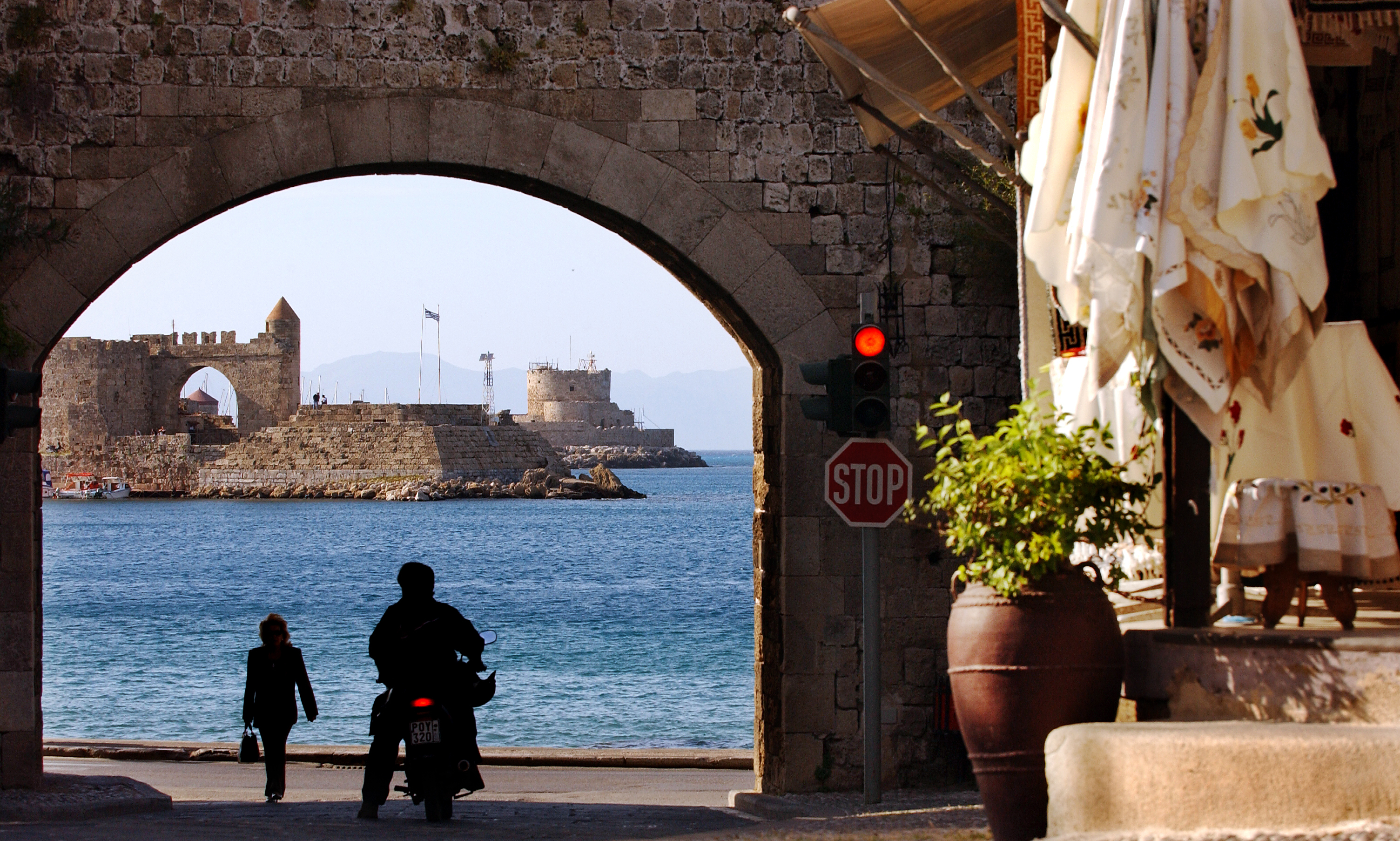 Rhodes reconstruction project will be a colossal gamble for Greece | Kate Williams
