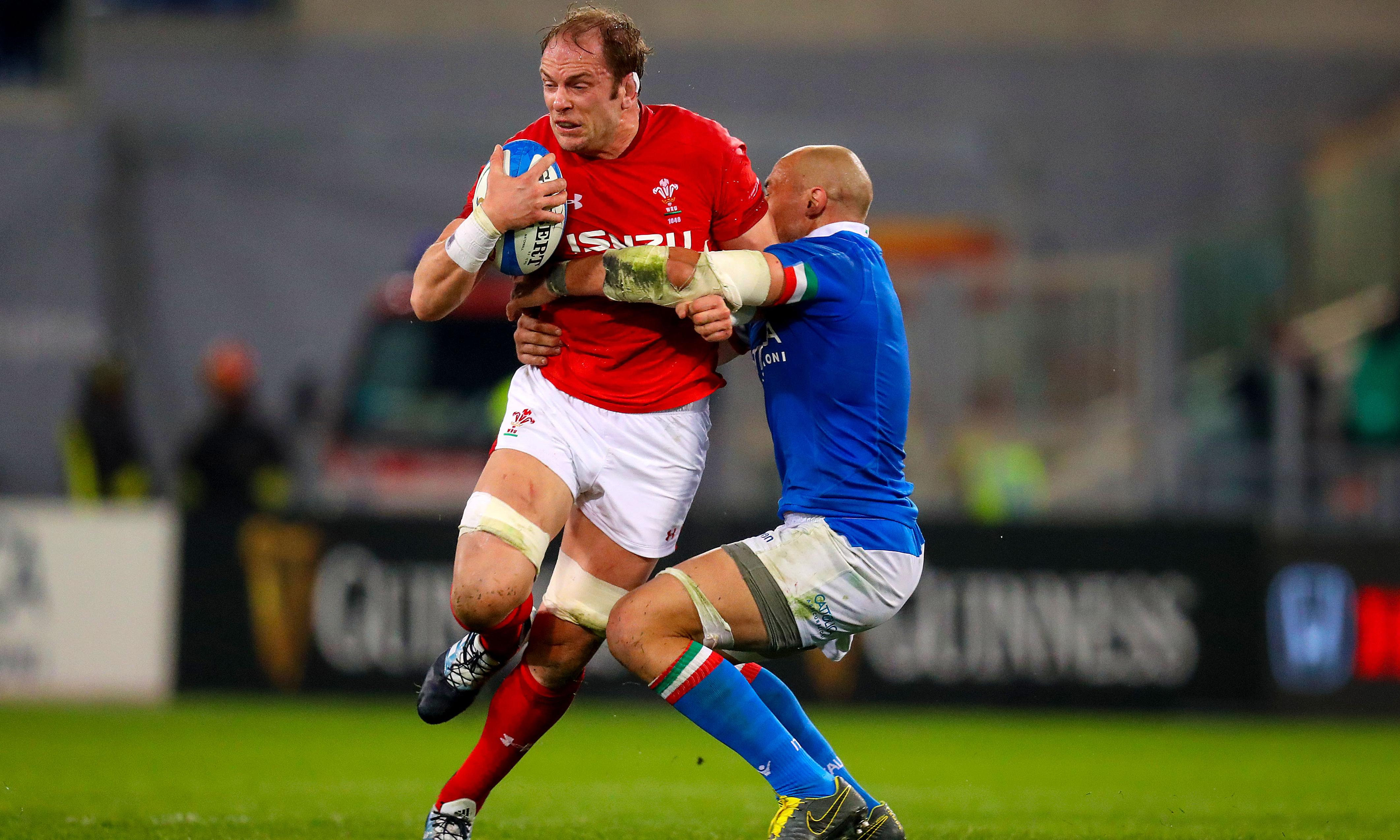 Wales will not afford England a free ride to potential grand slam