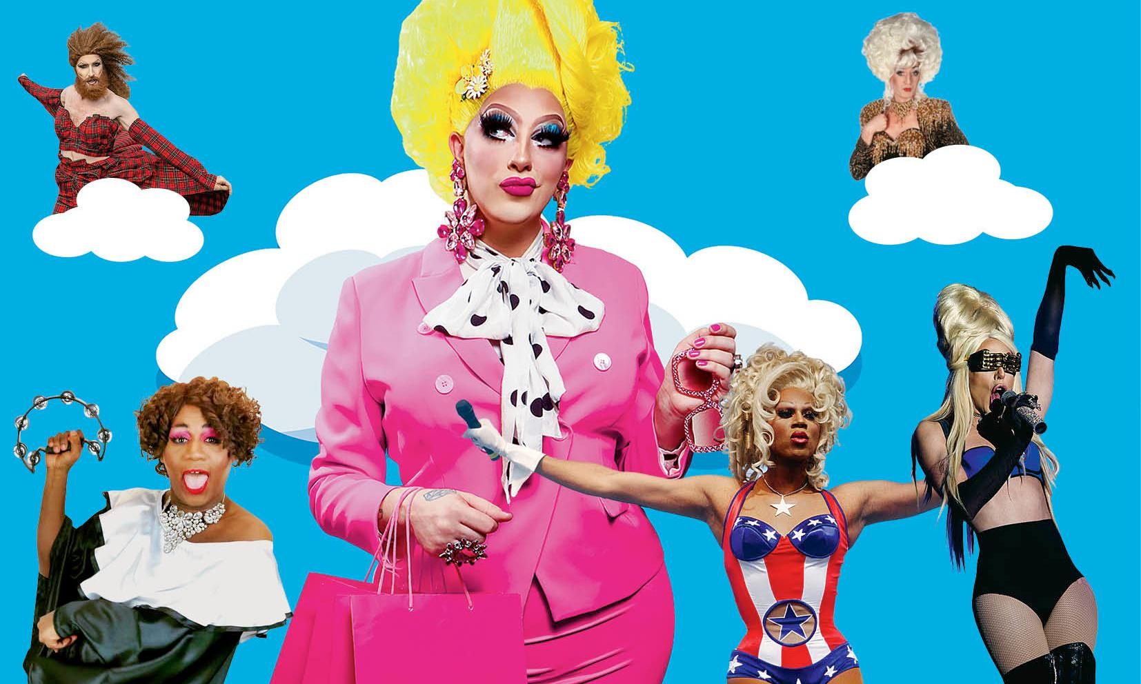 'Finally! A sport for us gay people!': how drag went mainstream