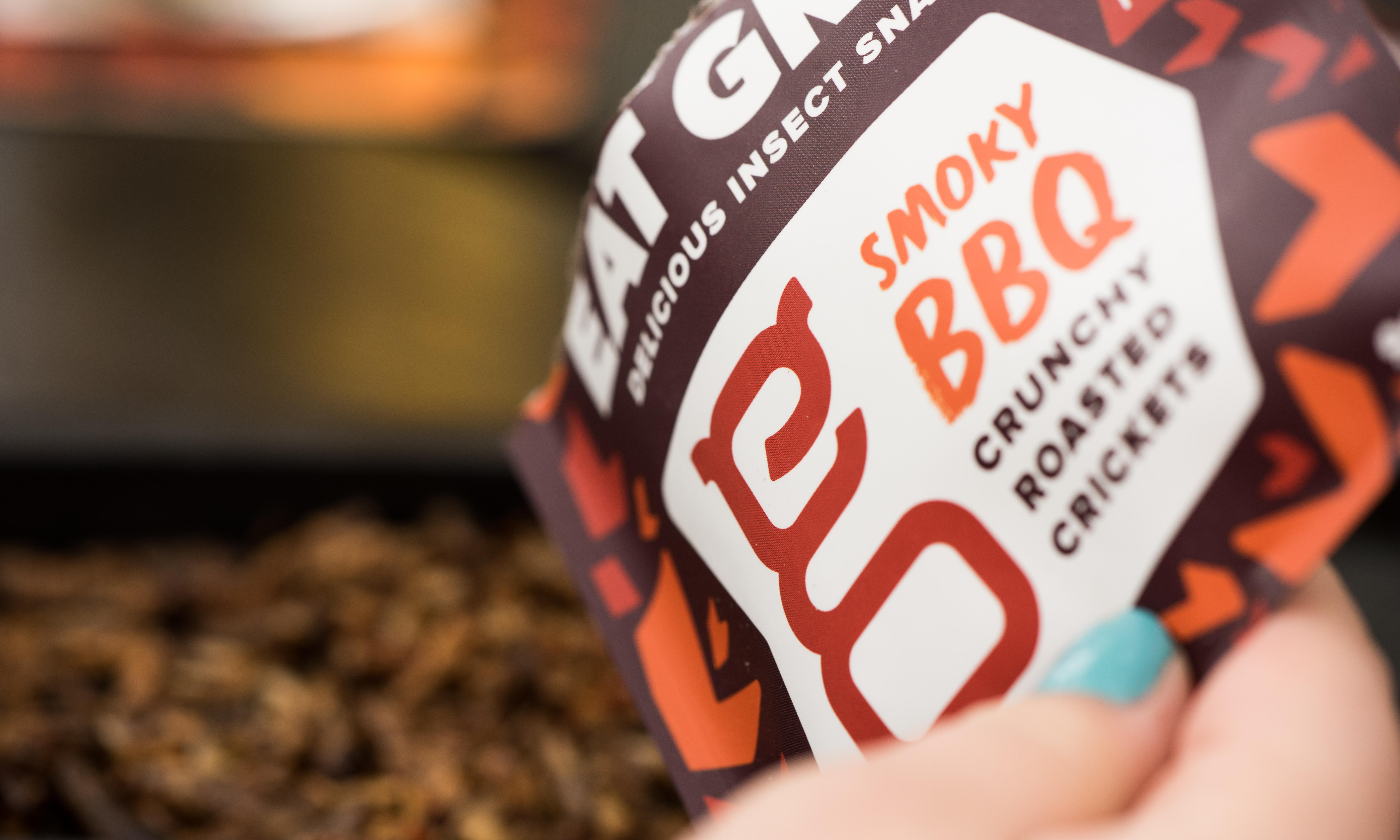 Bug grub: Sainsbury's to stock edible insects on shelves in a UK first