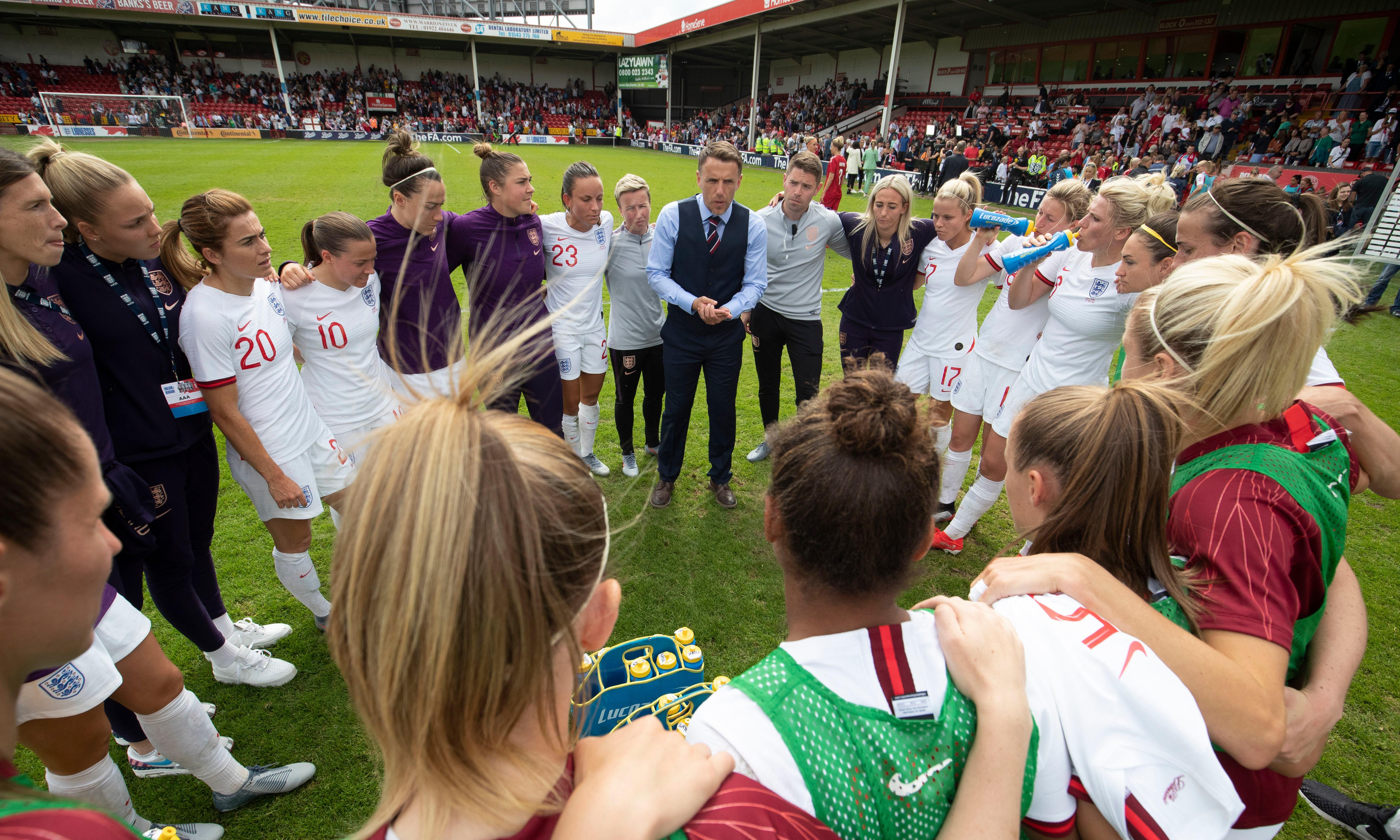 England 2-0 Denmark: five talking points from the World Cup warm-up