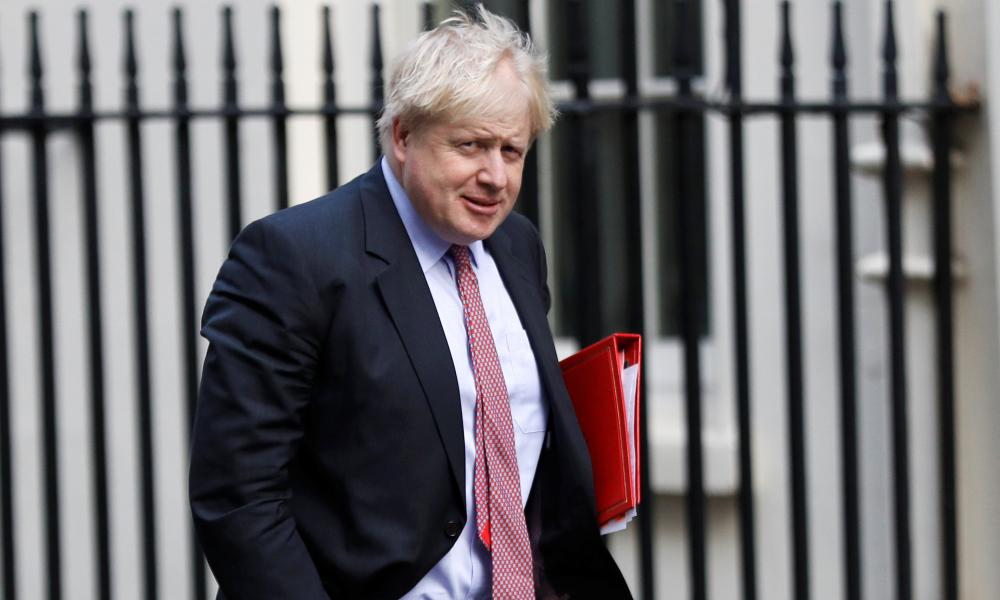 Boris Johnson offers liberal, hopeful view of life outside the EU in major speech.