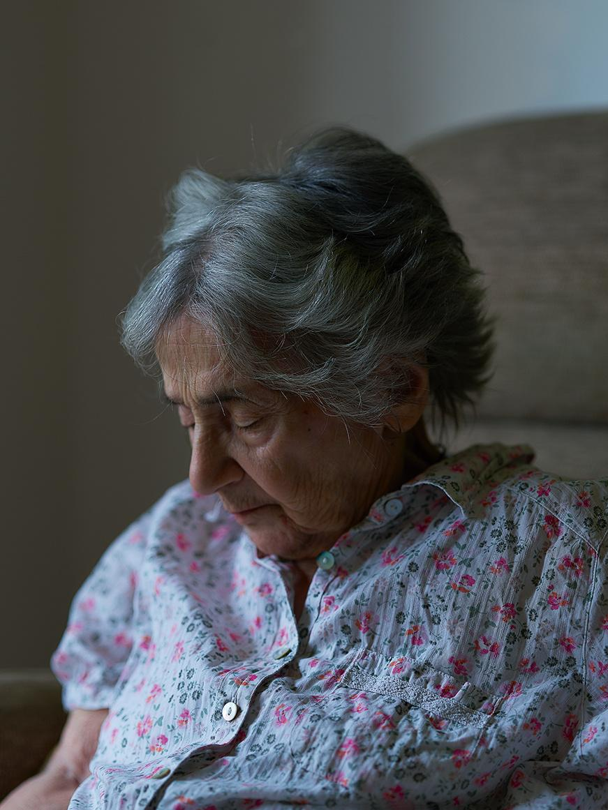 Paul Graham on Mother: 'I wanted to look clearly at her last years on Earth'