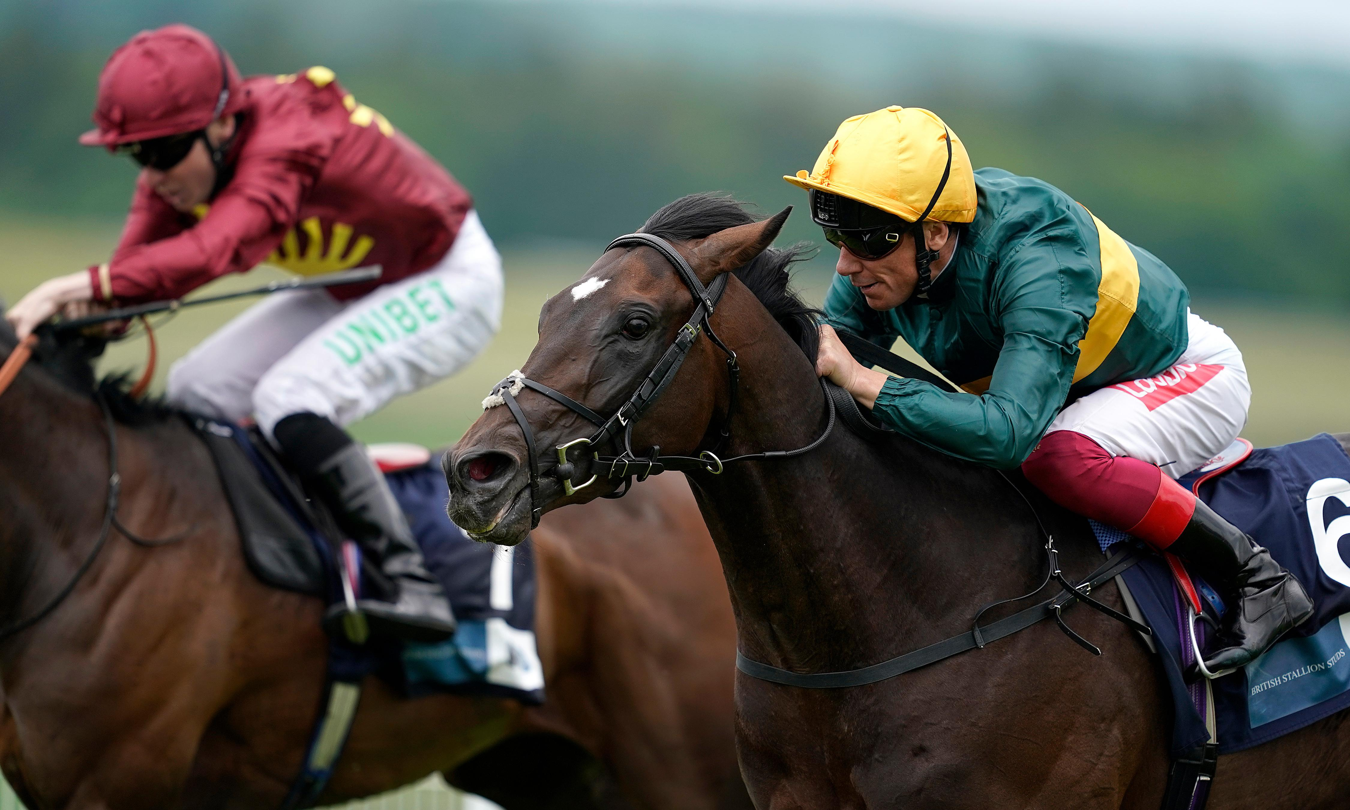 Frankie Dettori awaits call from Aidan O'Brien if he is to grab a Derby ride