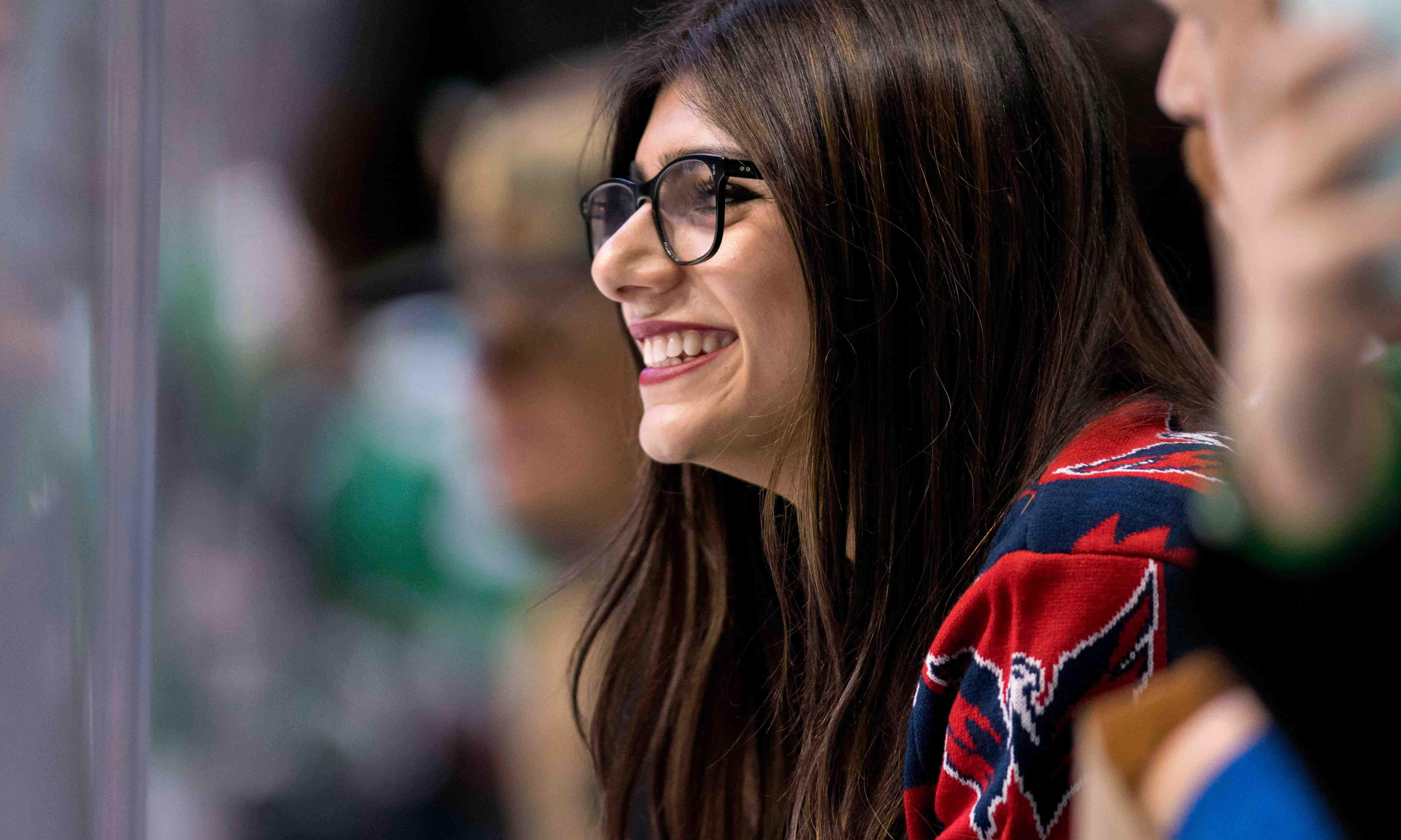 Ex-porn star Mia Khalifa wants to move on with her life. Why won't we let her?
