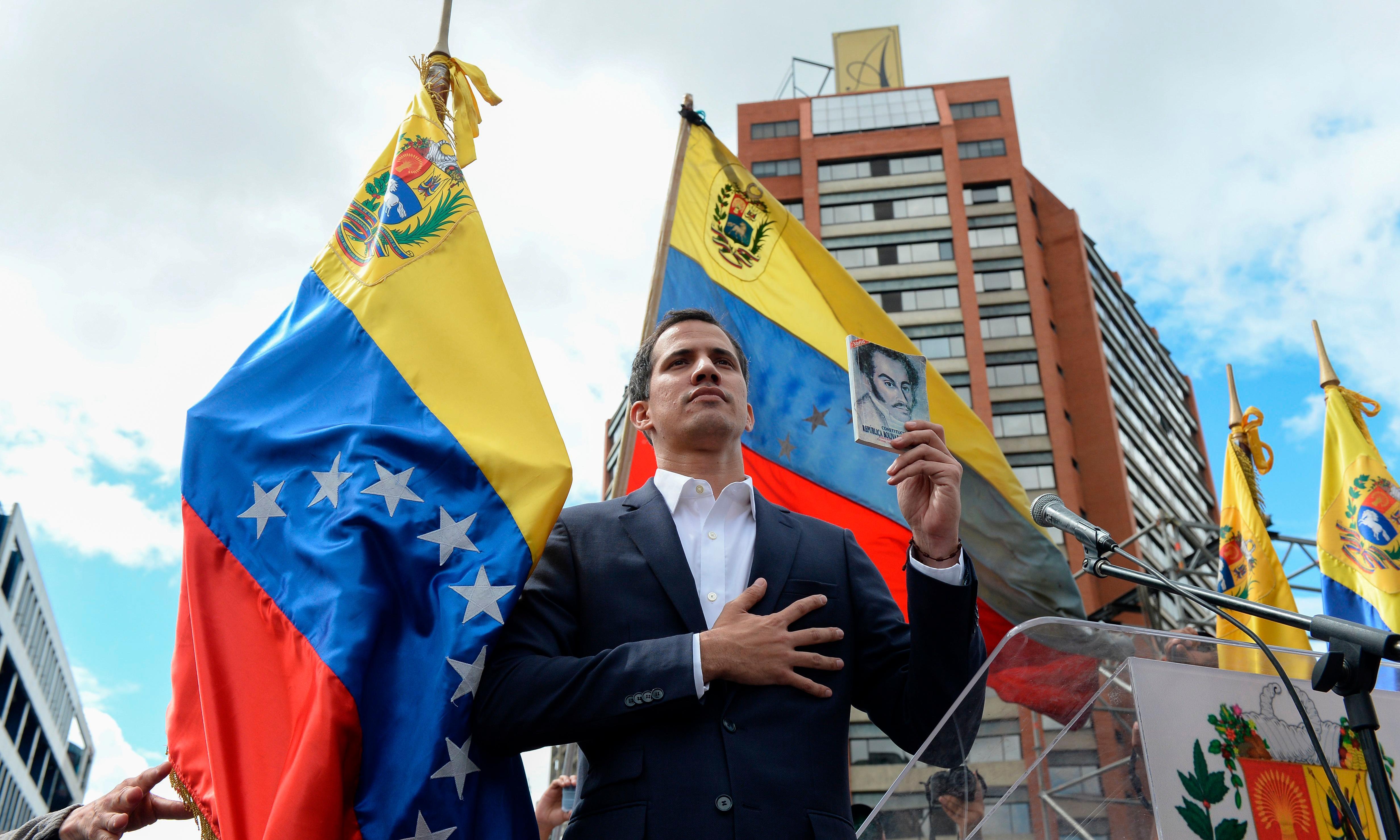 Venezuela: who is Juan Guaidó, the man who declared himself president?