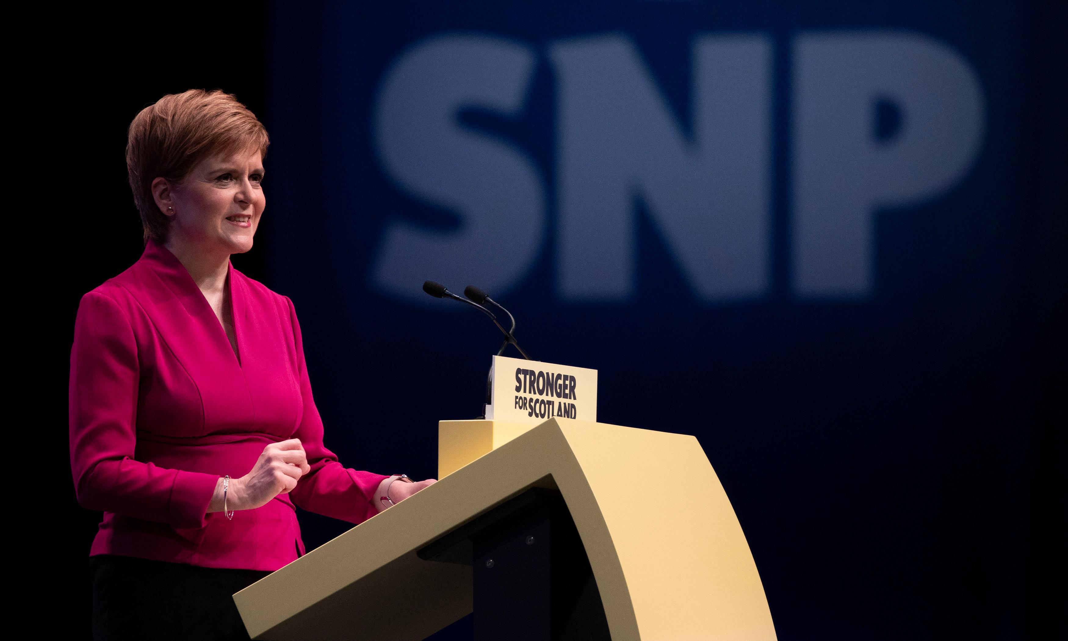 Nicola Sturgeon to demand powers for 2020 referendum