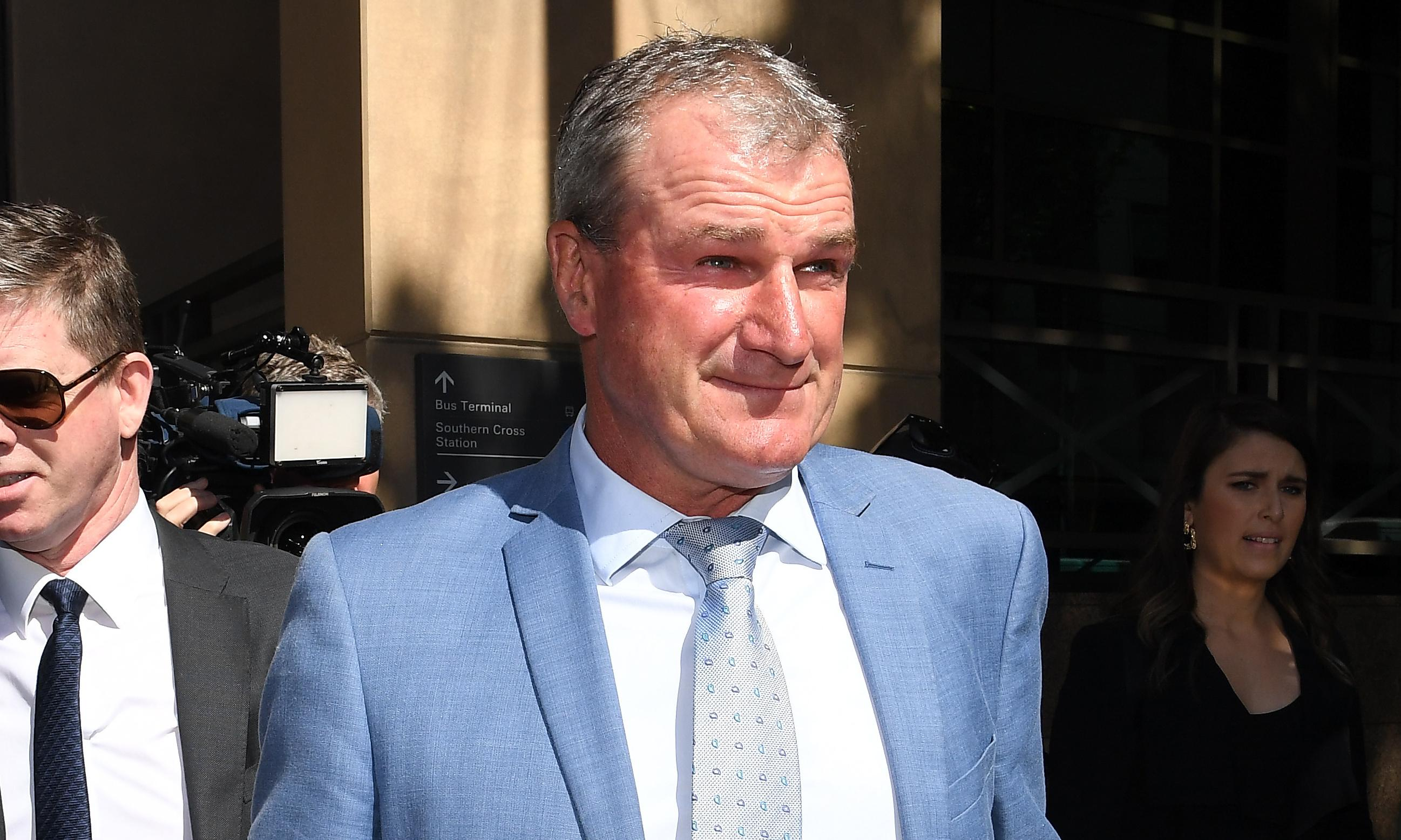 Darren Weir's Melbourne Cup horse given electric shocks on race day, court documents allege