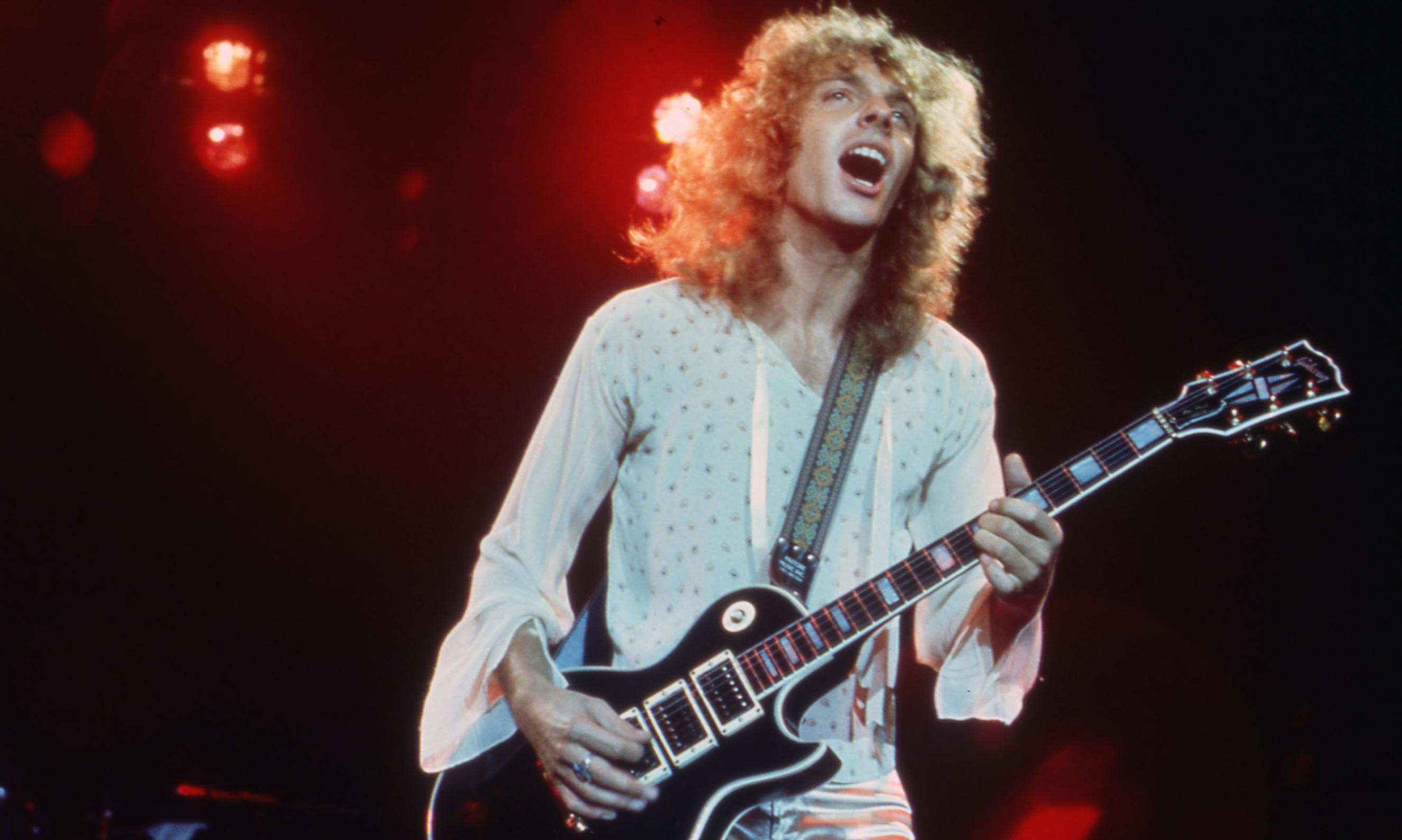 How we made: Peter Frampton's Baby I Love Your Way