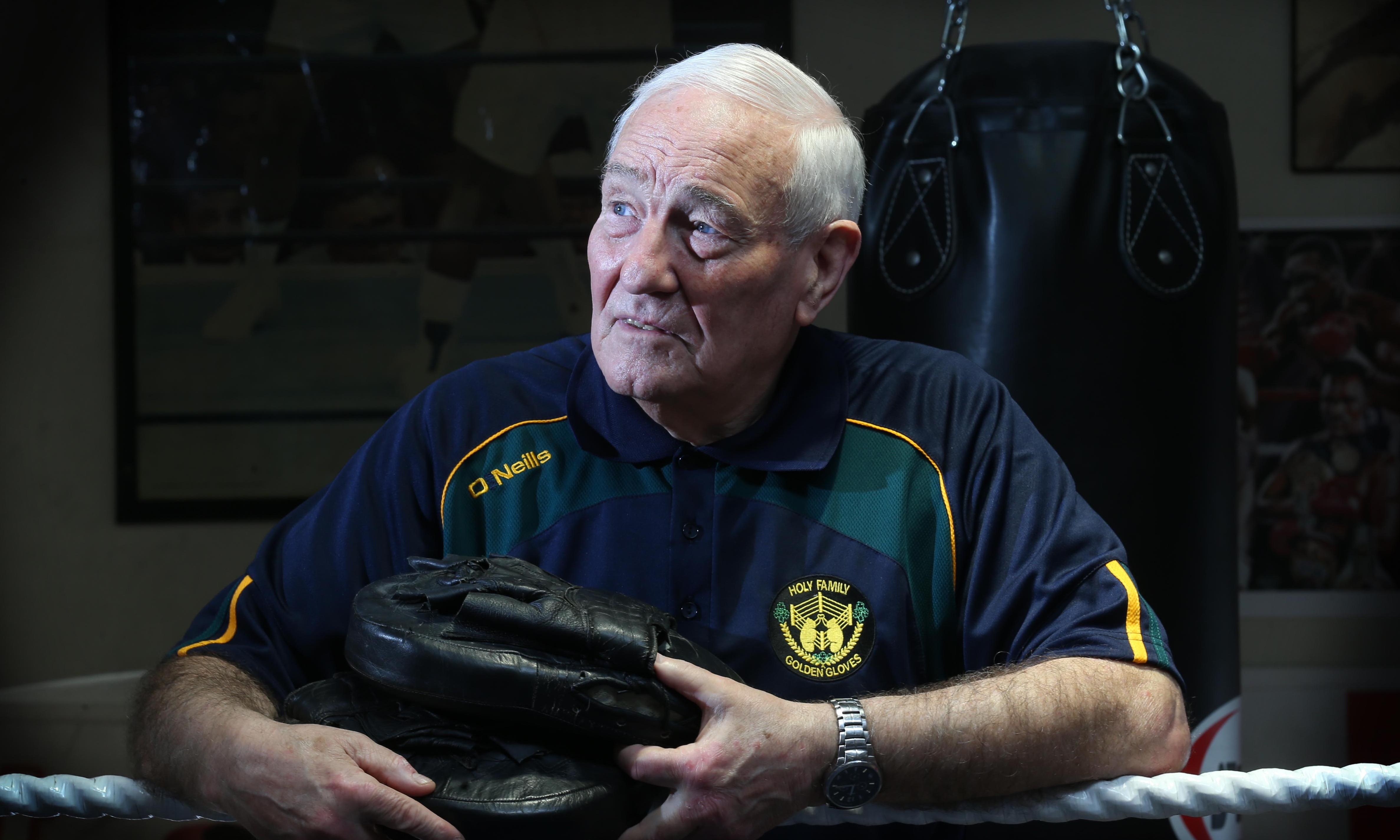 The Belfast boxing coach who brought a broken city together with a gym