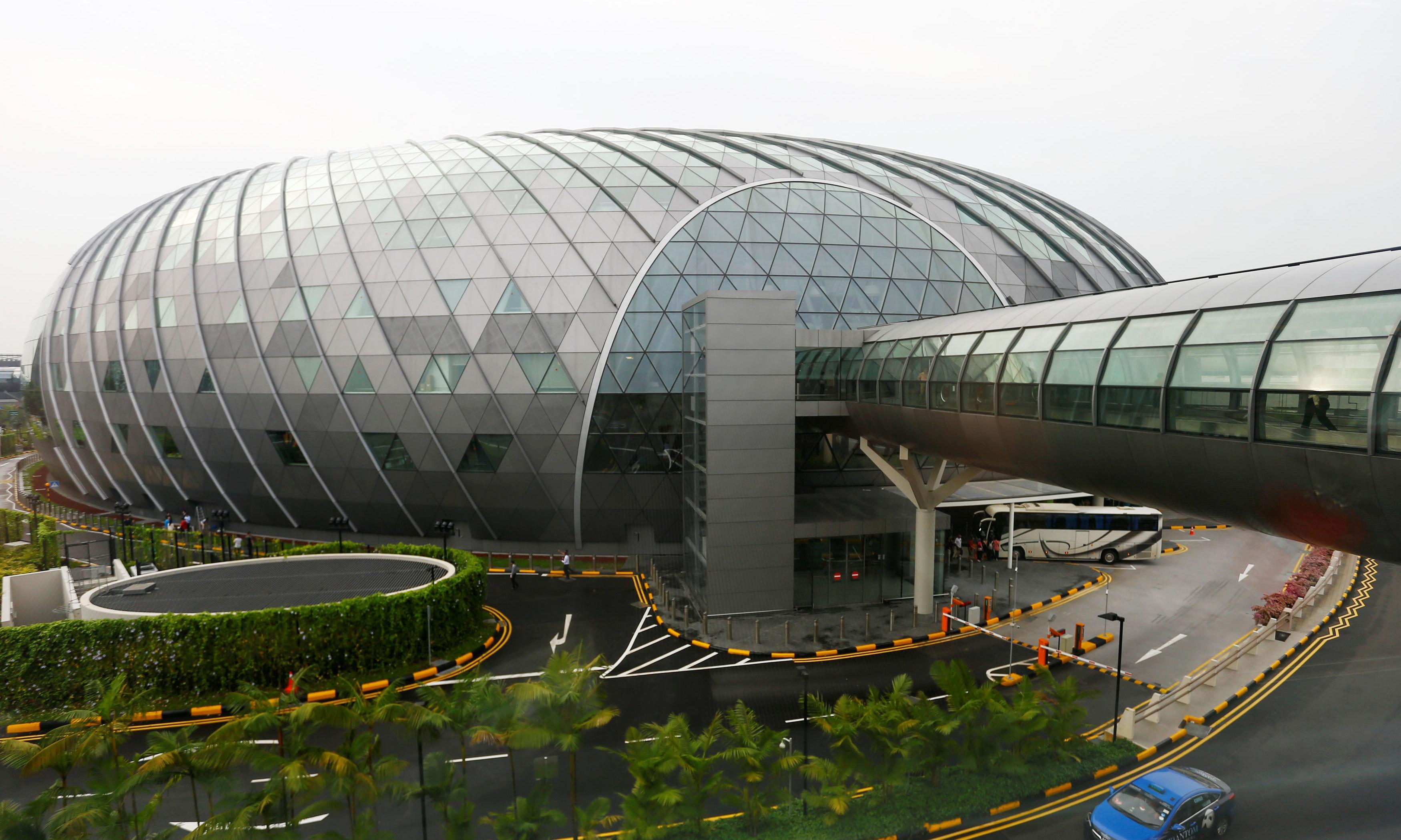 Drone sightings disrupt flights at Singapore's Changi airport