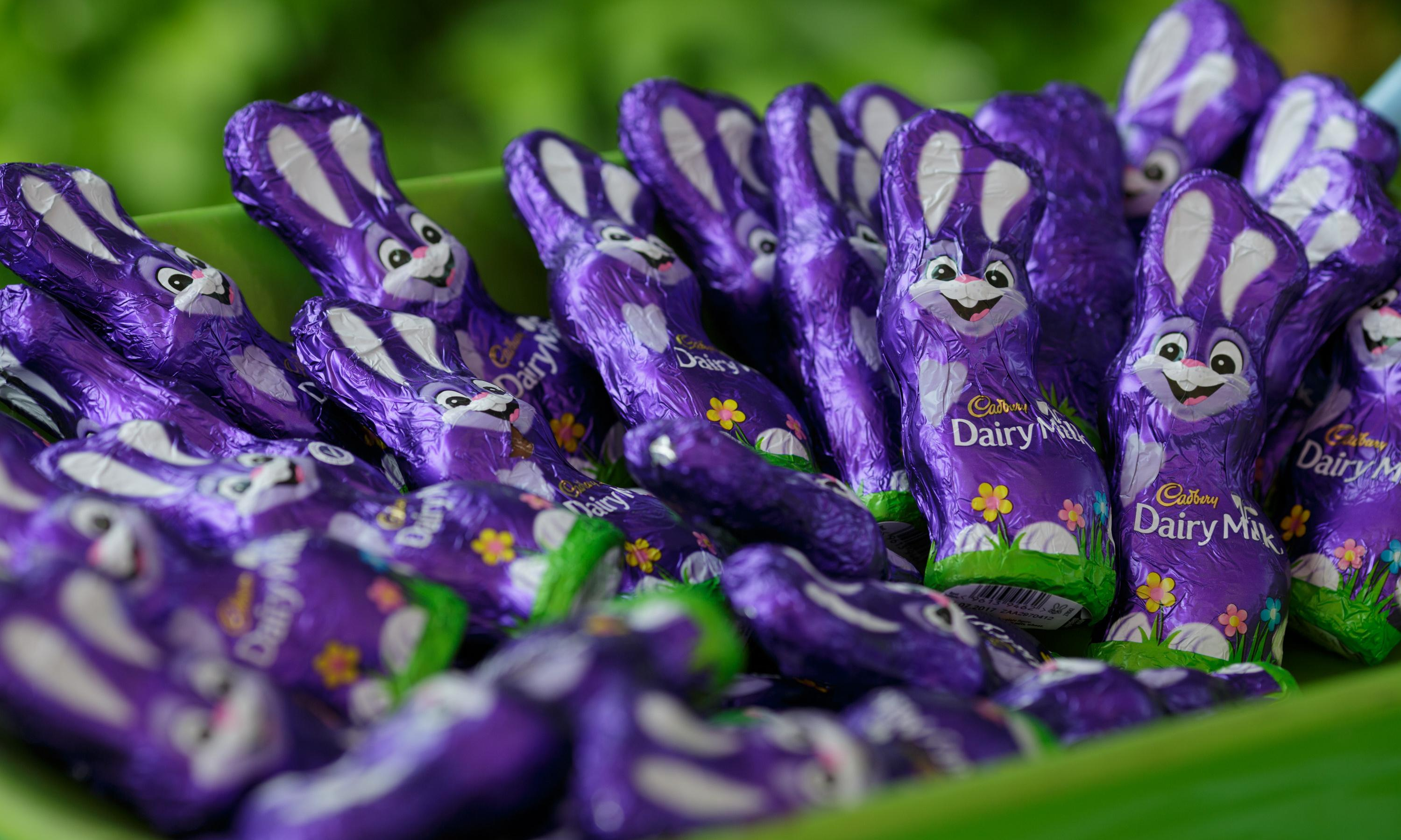 Easter egg hunts land National Trust in a row over Cadbury's link to rainforest loss