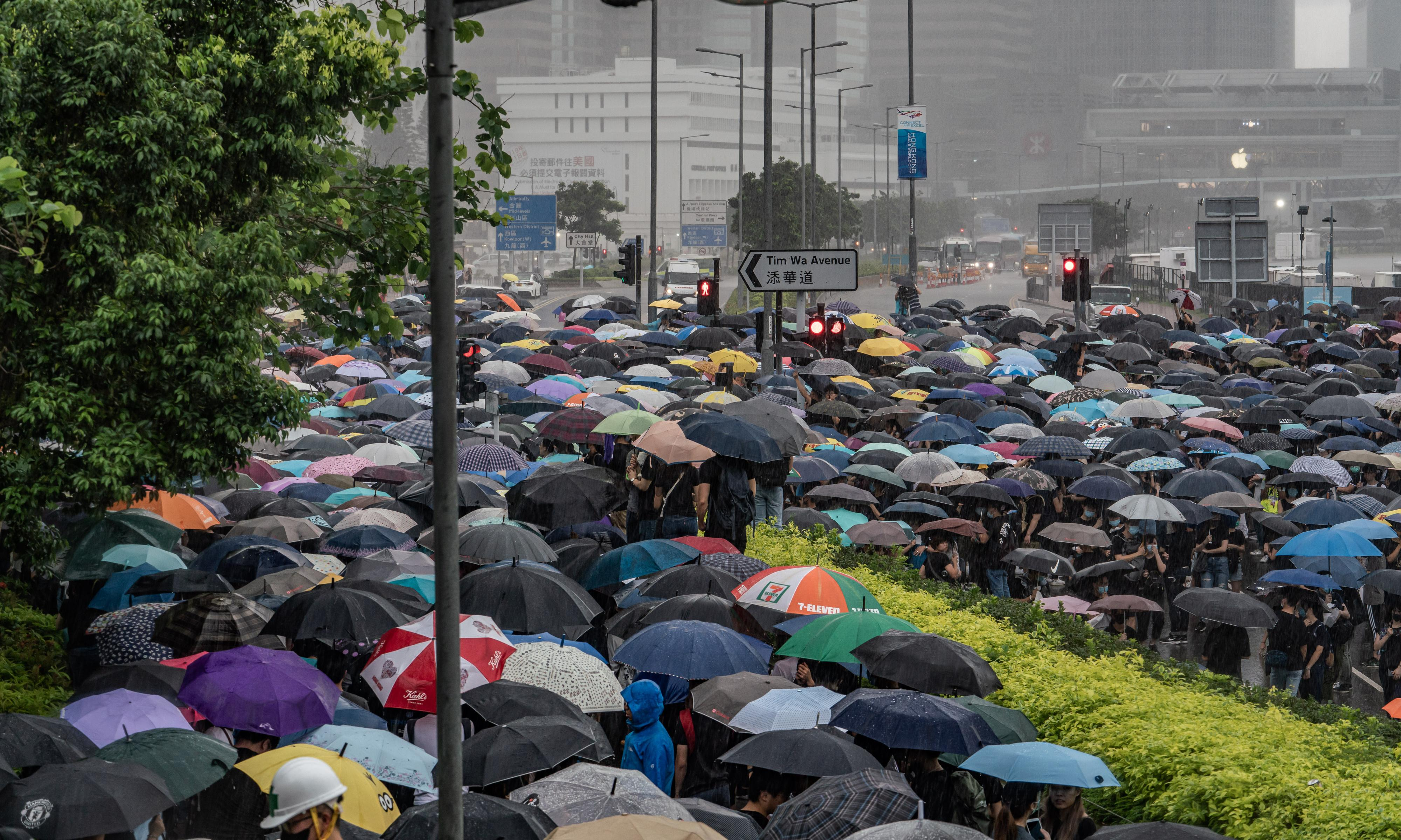 The Guardian view on Hong Kong's crisis: the people have spoken
