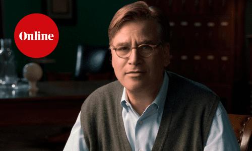 Director and screenwriter Aaron Sorkin