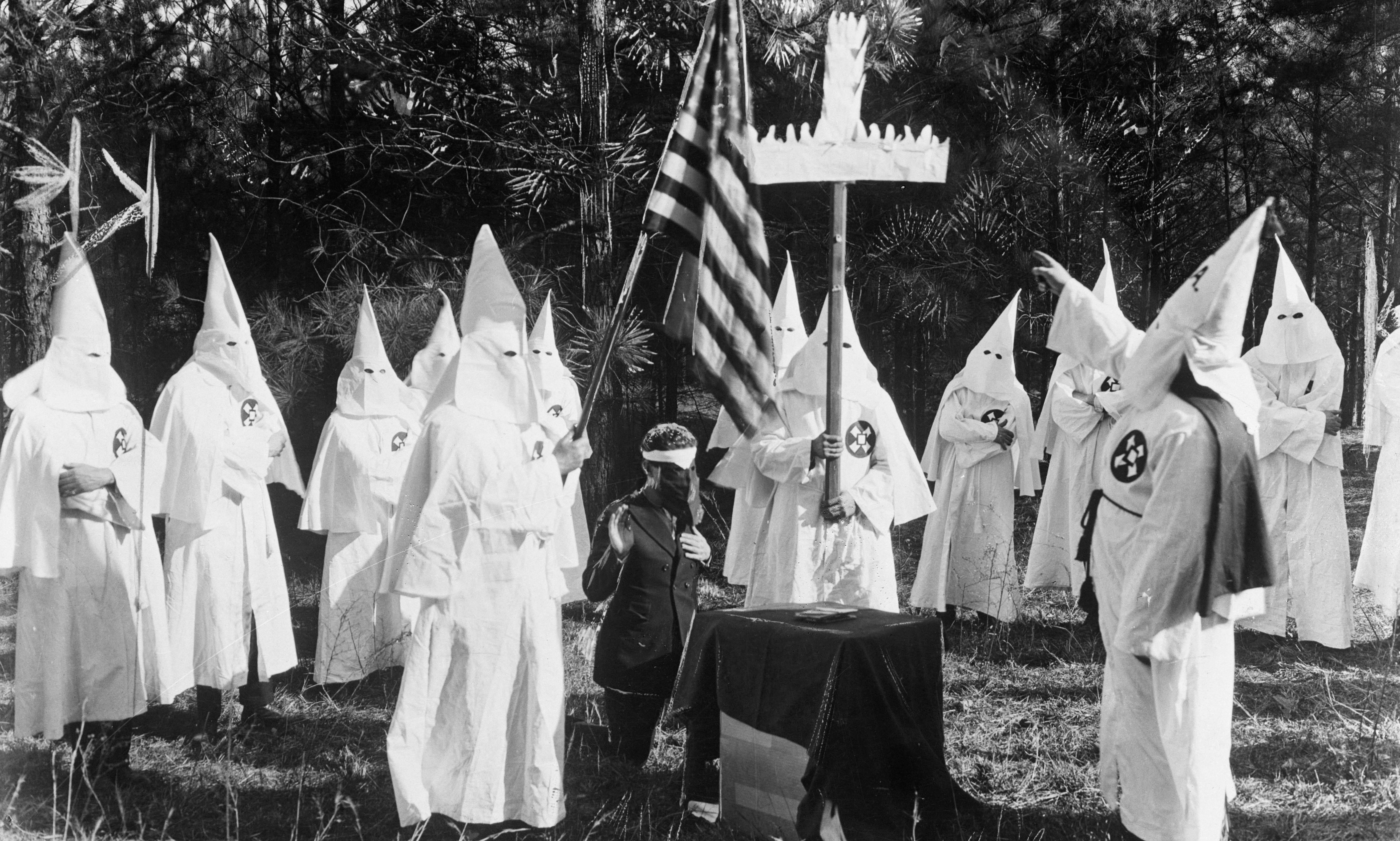 Alabama lawmakers condemn publisher who wrote KKK 'needs to ride again'