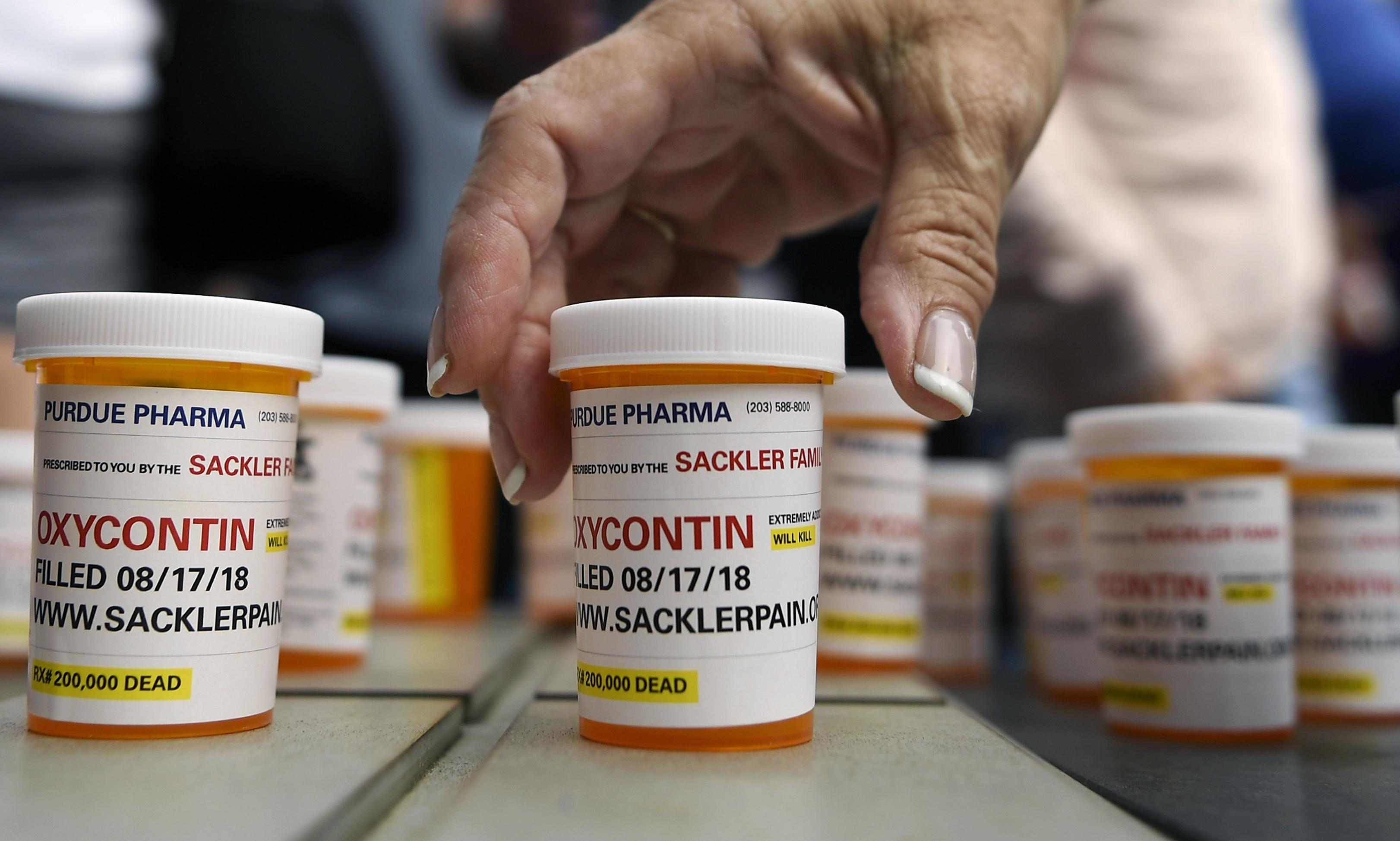FDA's opioids adviser accuses agency of having 'direct' link to crisis