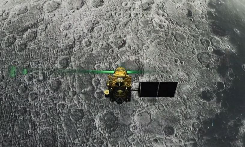 India moon mission: Vikram lunar lander found on surface