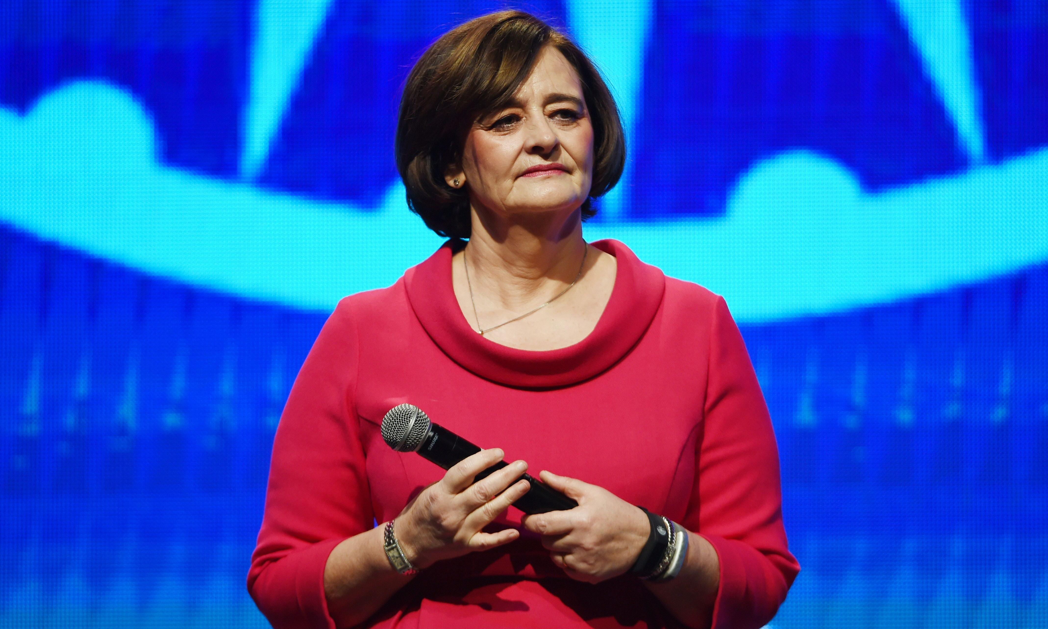 Cherie Blair claims 'most African women's first sexual experience is rape'