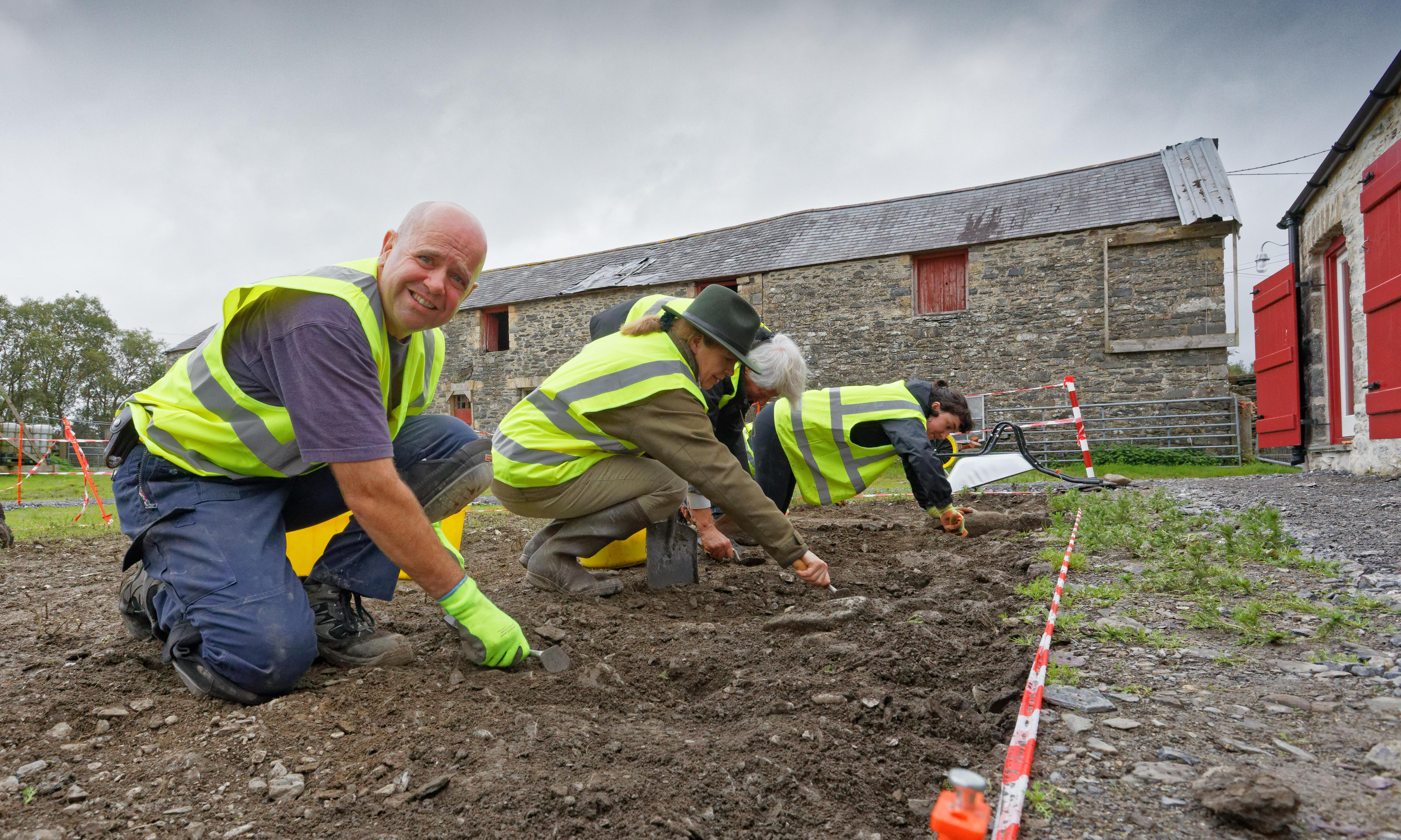 Dig for victory: how archaeology can help veterans' mental health