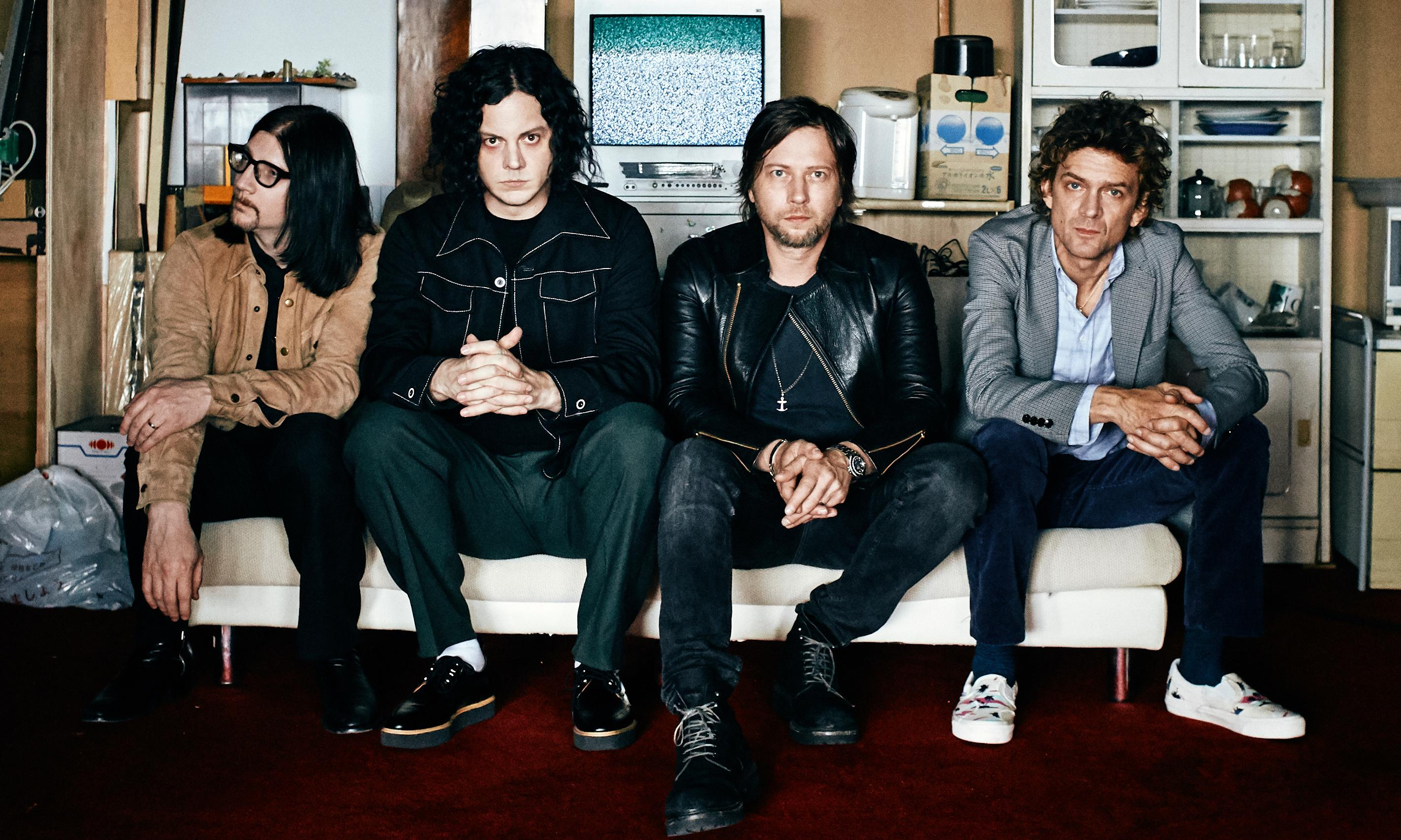 The Raconteurs: Help Us Stranger review – classic rock undone by aggro