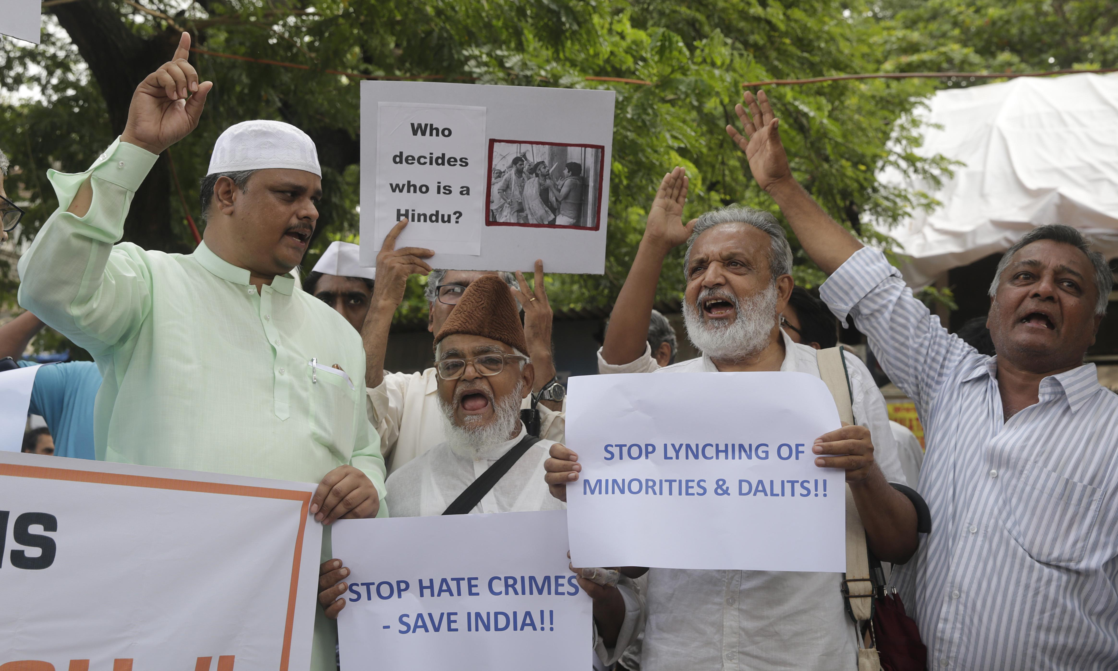 Mobs are killing Muslims in India. Why is no one stopping them?