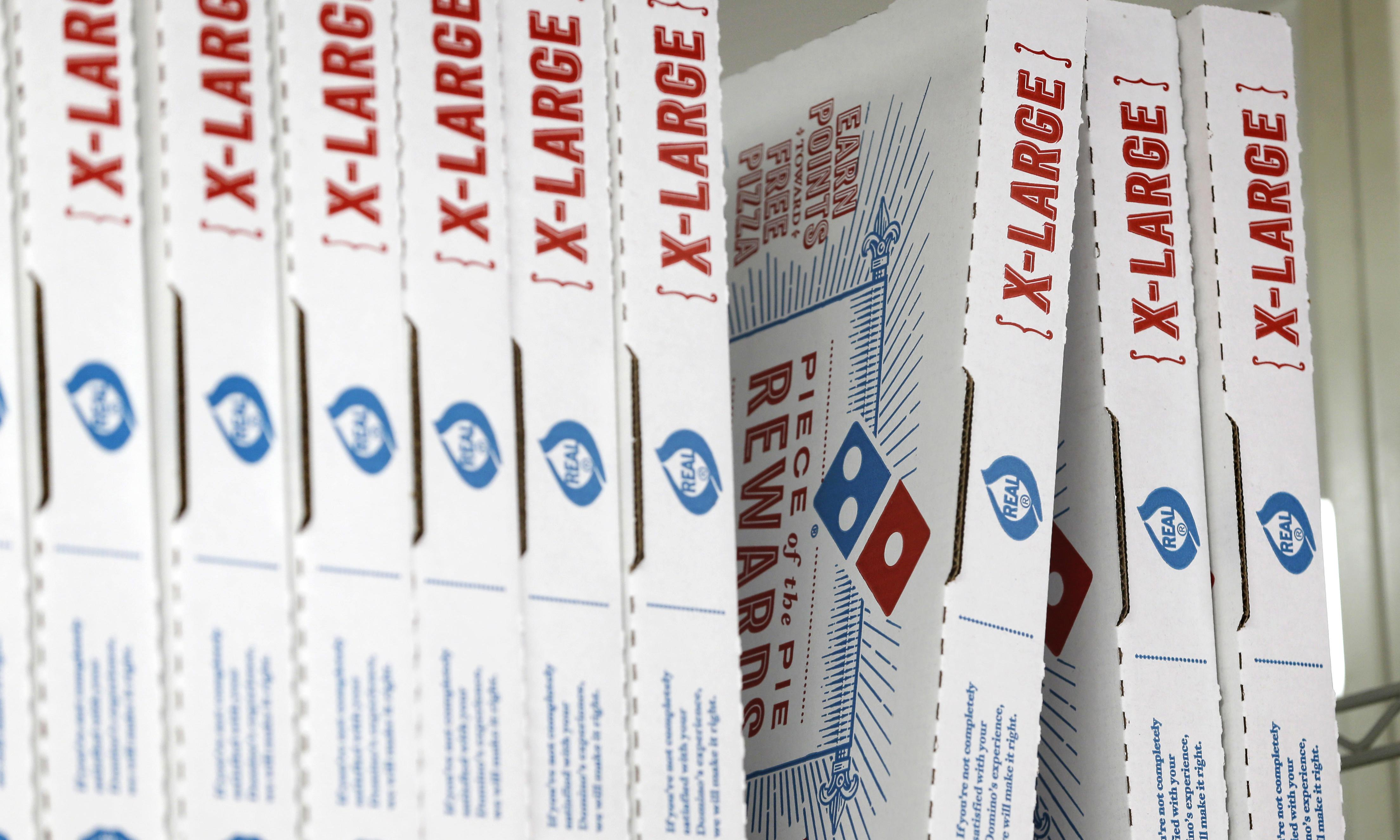 Domino's to pull out of Nordic countries and Switzerland