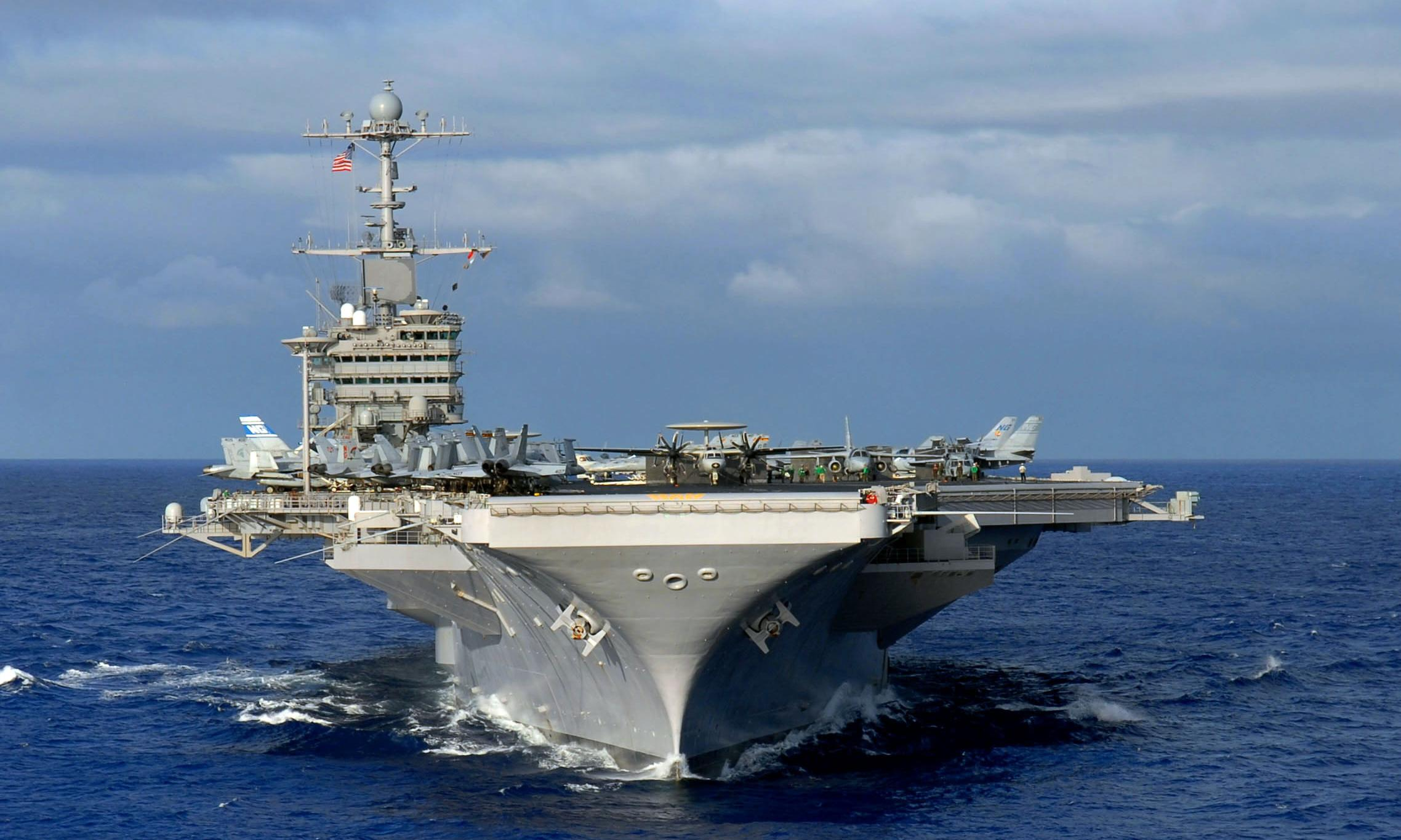 US defence strategy in Indo-Pacific region faces 'unprecedented crisis'