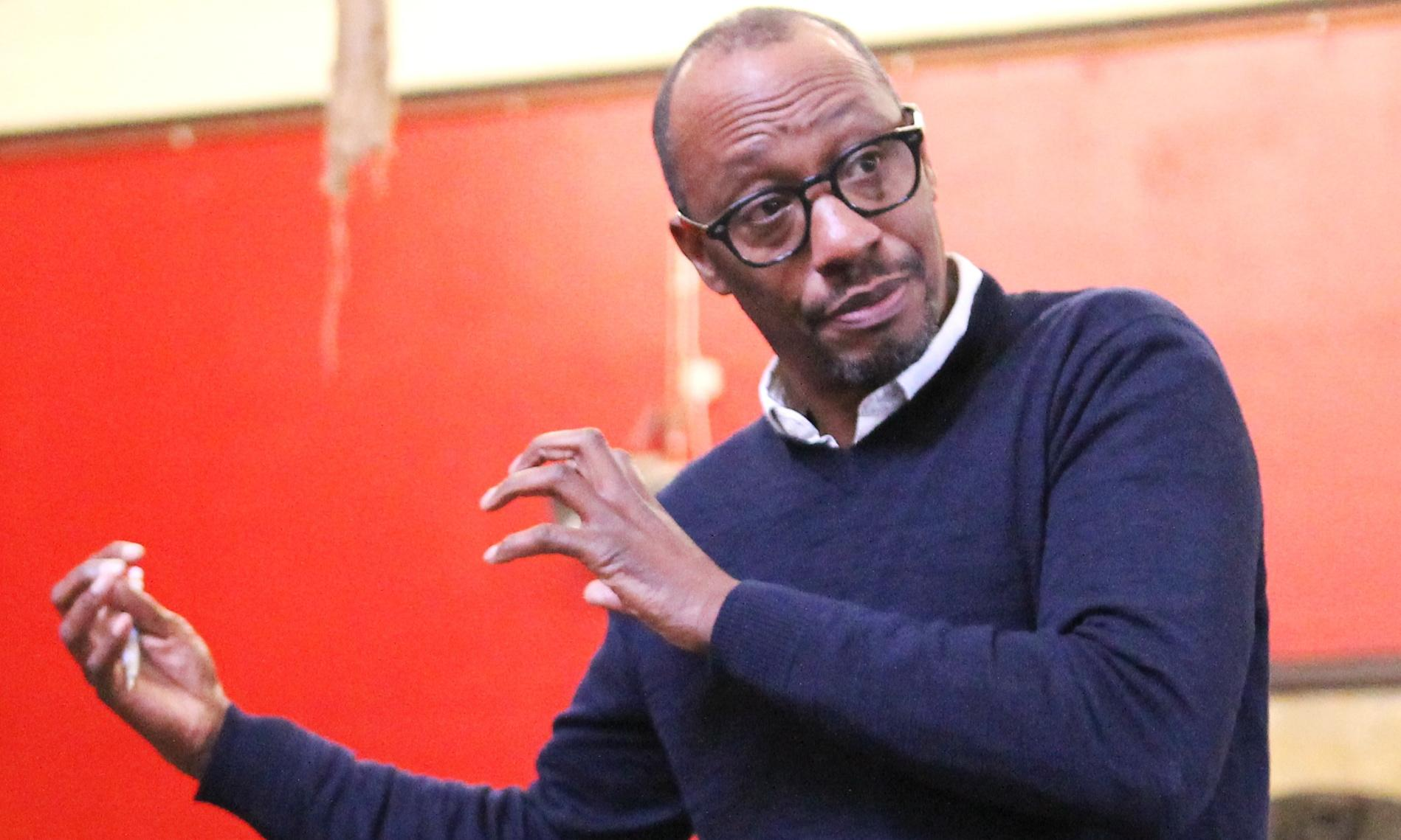 Theatre boss defends controversial appointment on BME directors' scheme