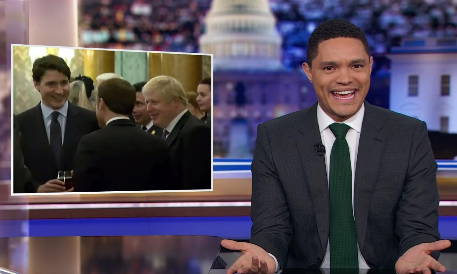 Trevor Noah: Trump realized 'all the cool kids at school are laughing' at him