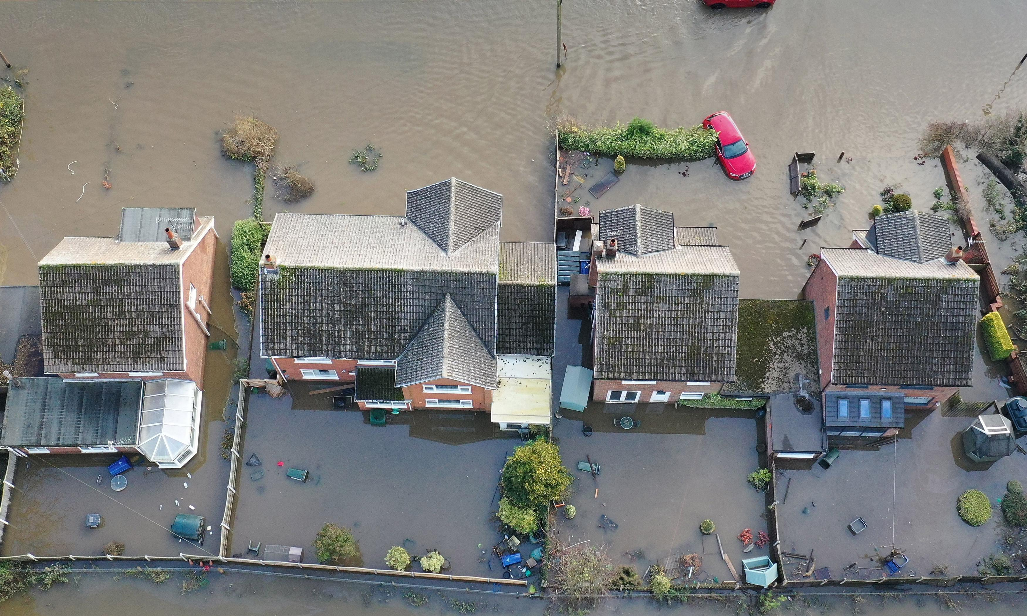 Council leaders demand huge funding rise after floods
