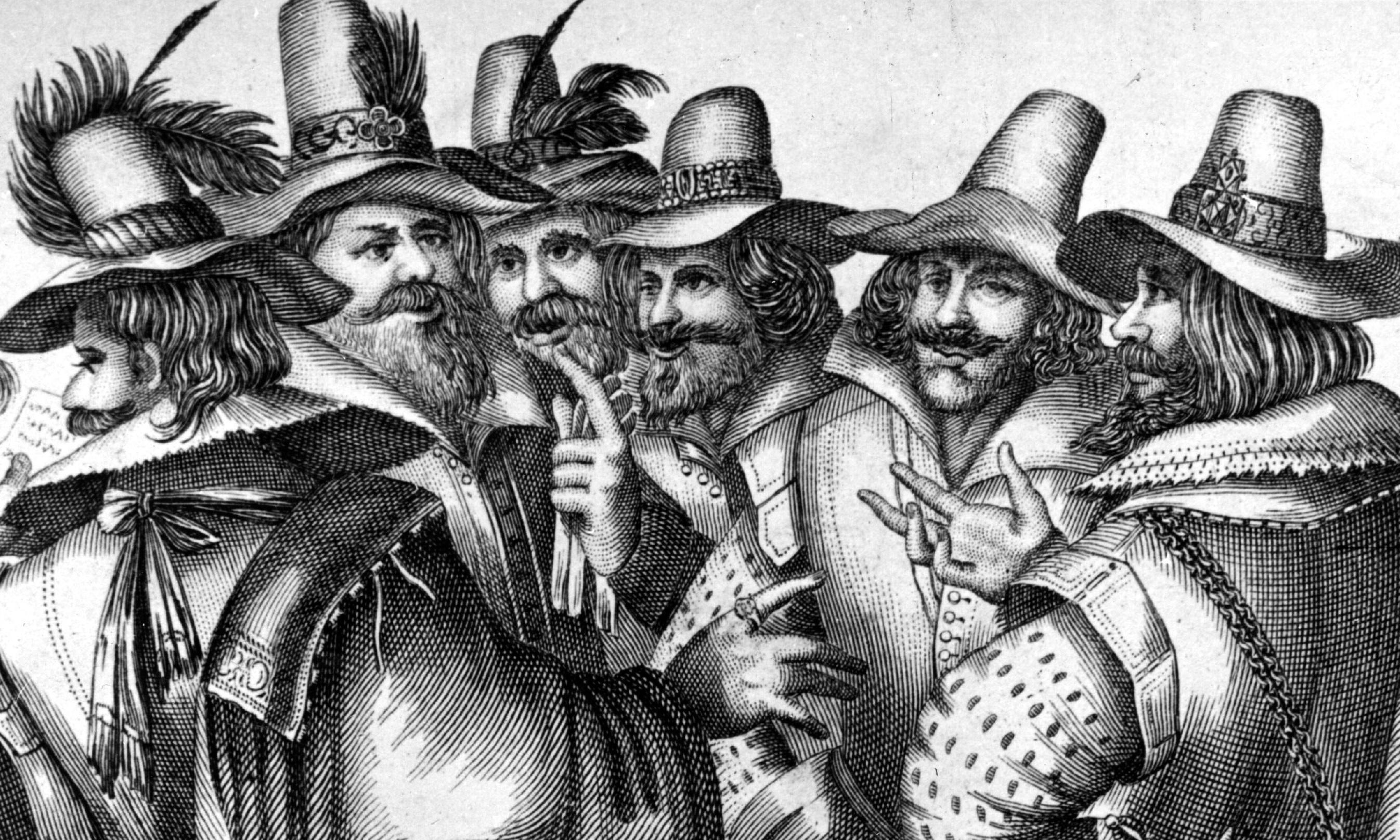 Can you solve it? Gunpowder, reason and plot