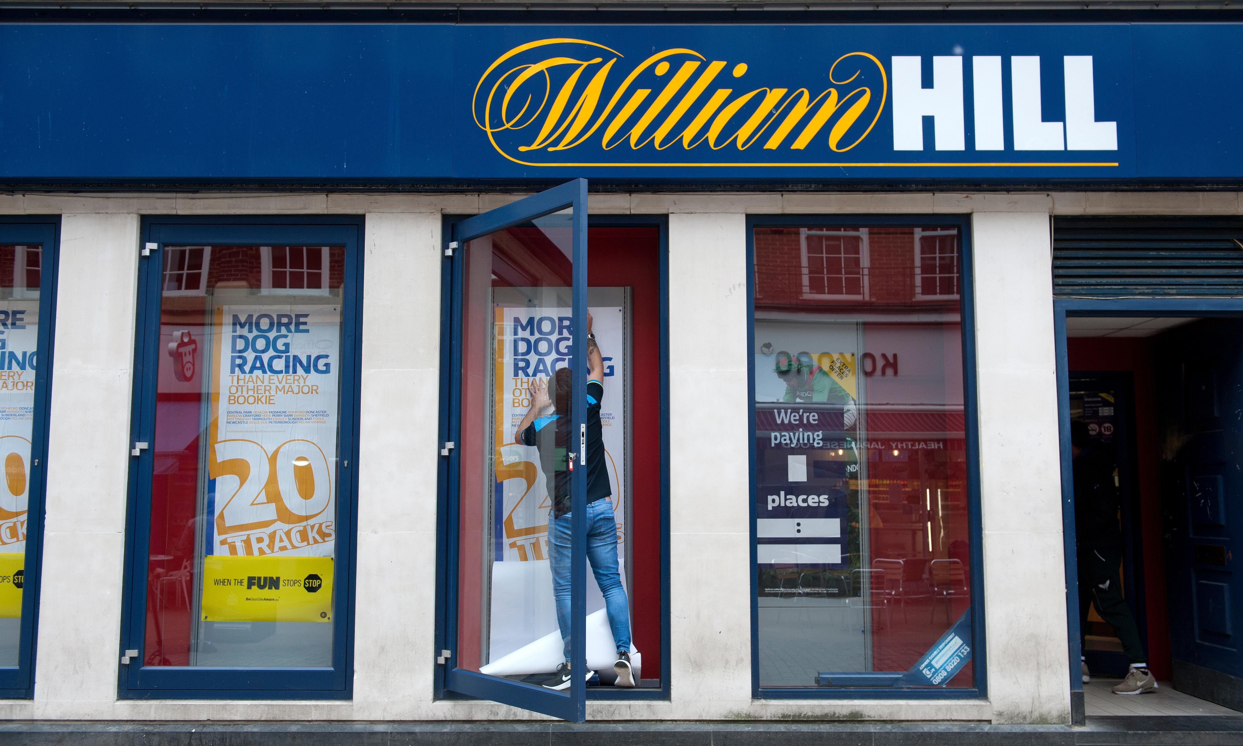 William Hill latest bookmaker to declare bets void at short-notice