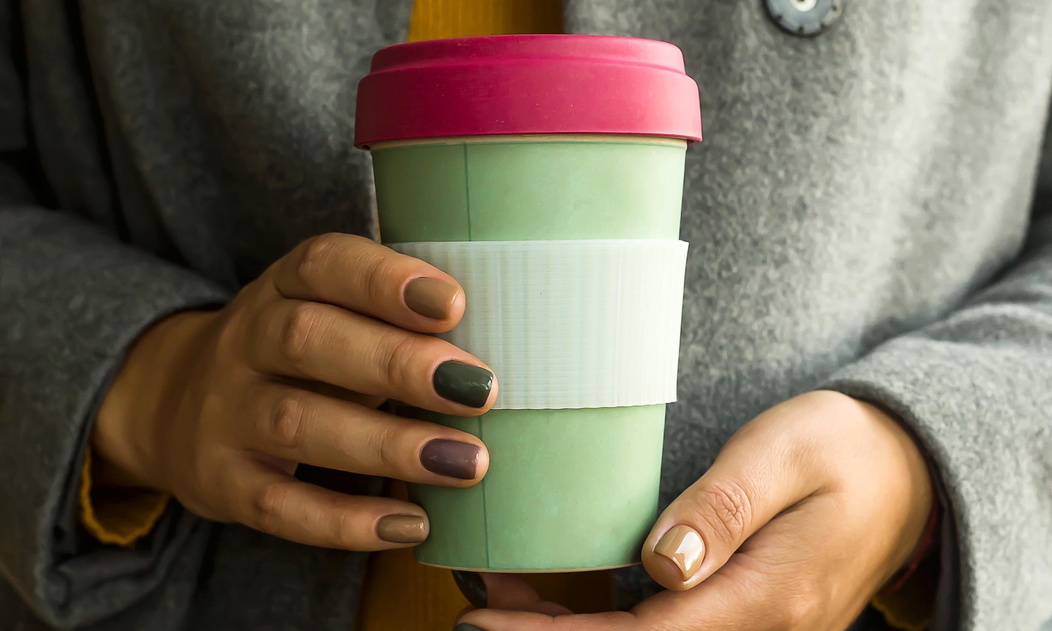 'Beyond barmy': Irish Rail bans reusable cups over burning fears