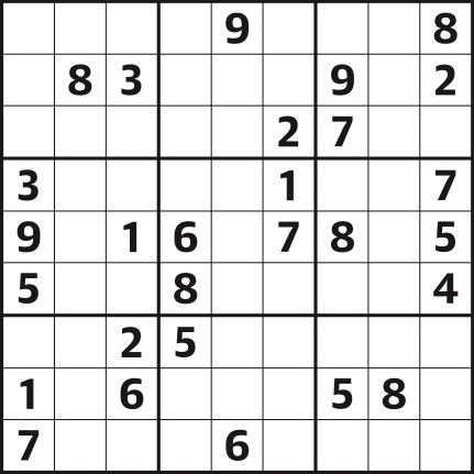 Sudoku 4,324 medium
