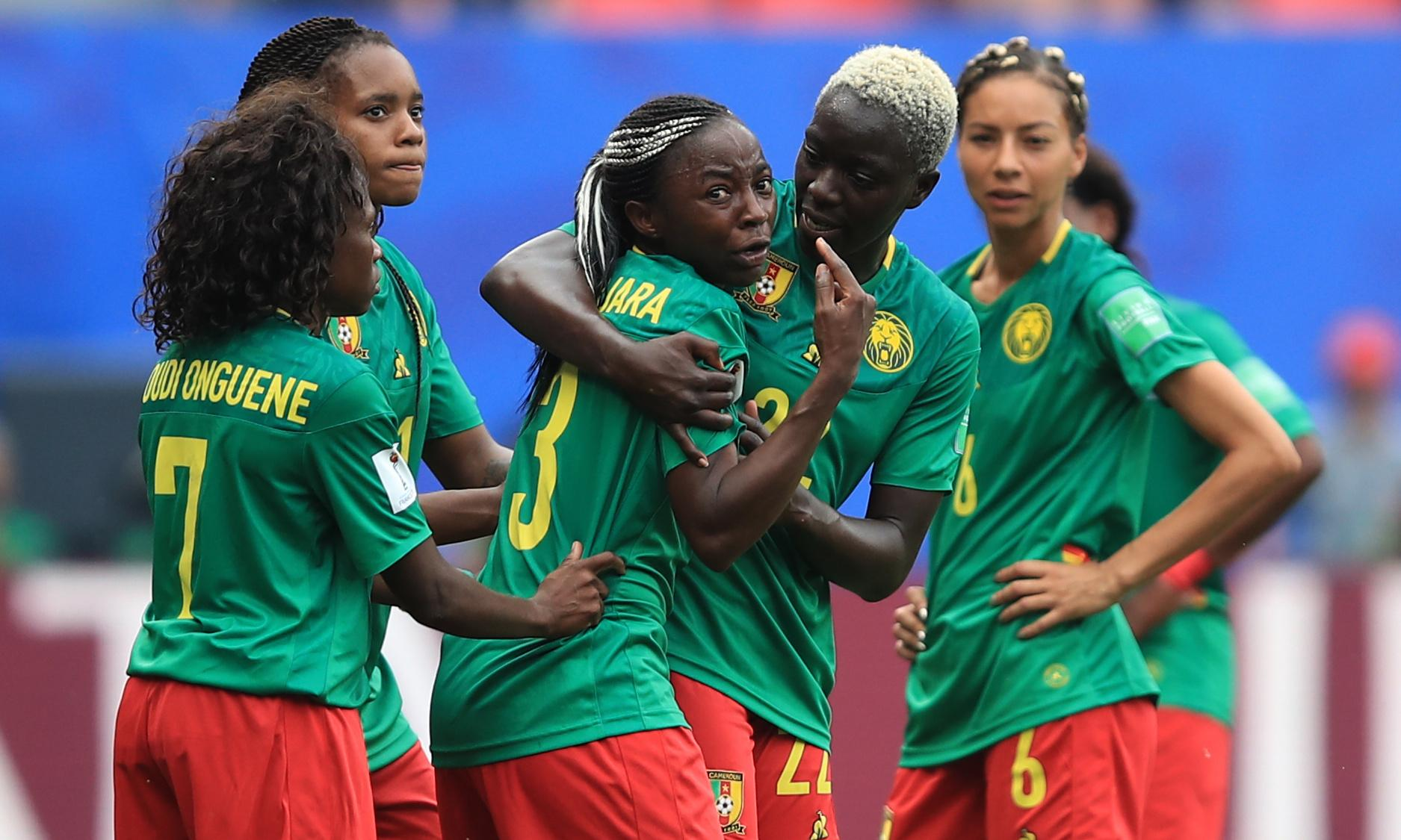 The Cameroonian meltdown was unimpressive, but context is important