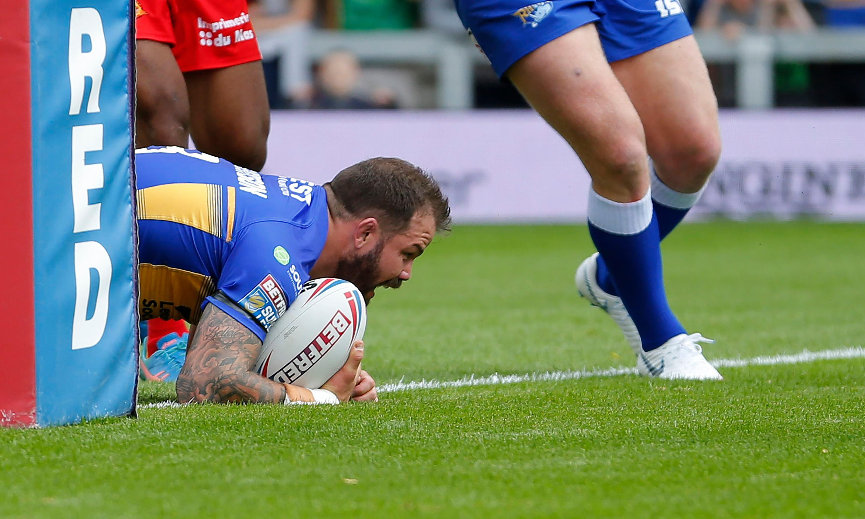 Leeds increase their survival hopes with vital victory over Catalans