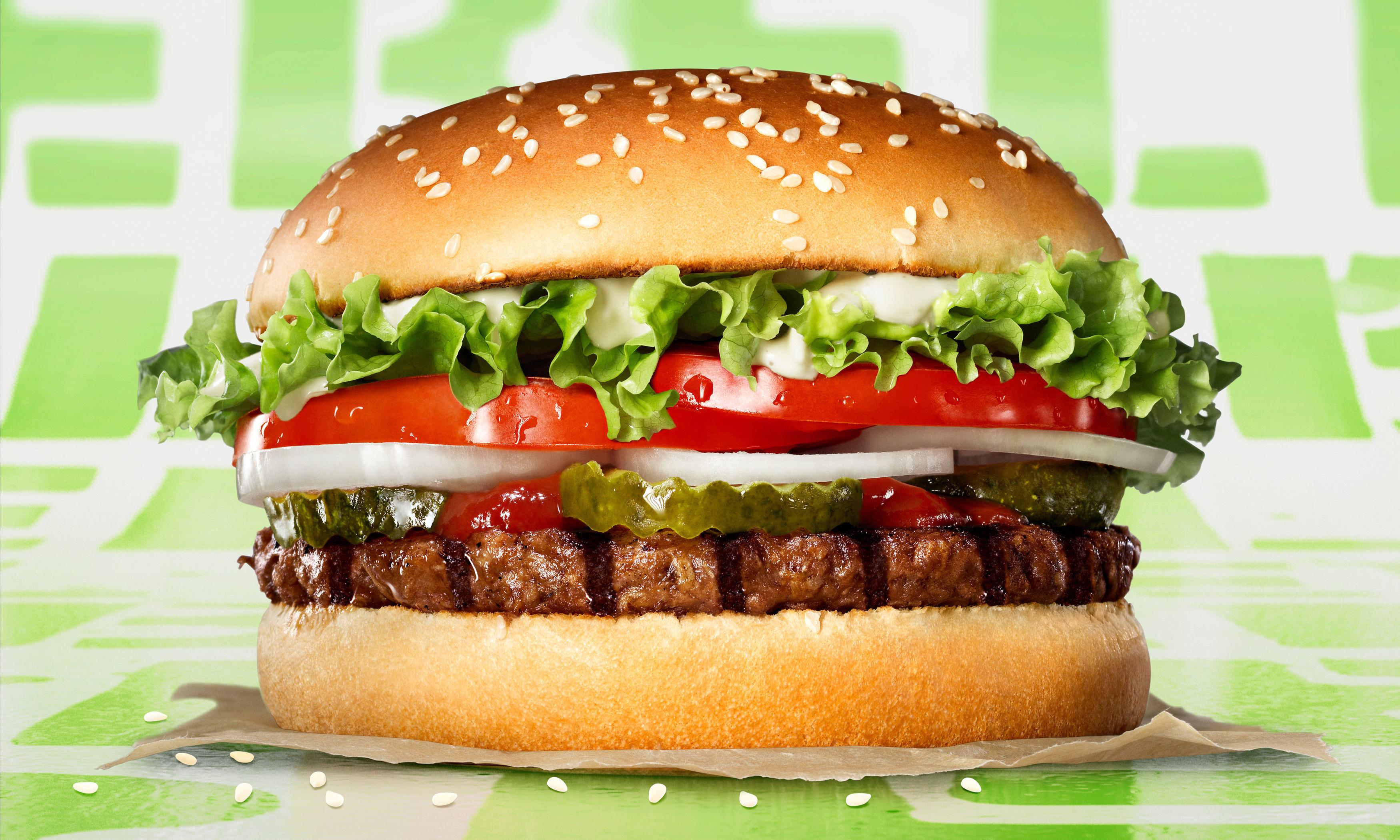 Burger King's new plant-based burger is not suitable for vegans