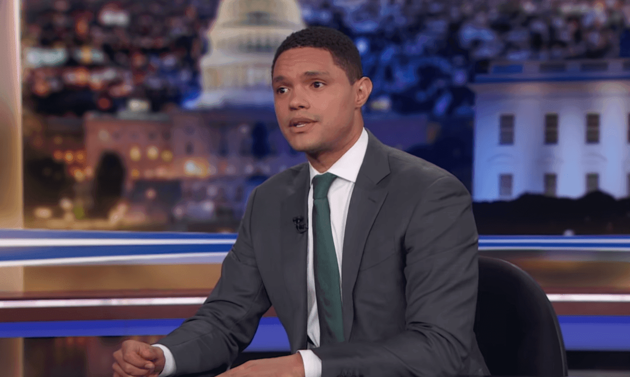 Trevor Noah: 'If you're a black American, gun rights are not for you'