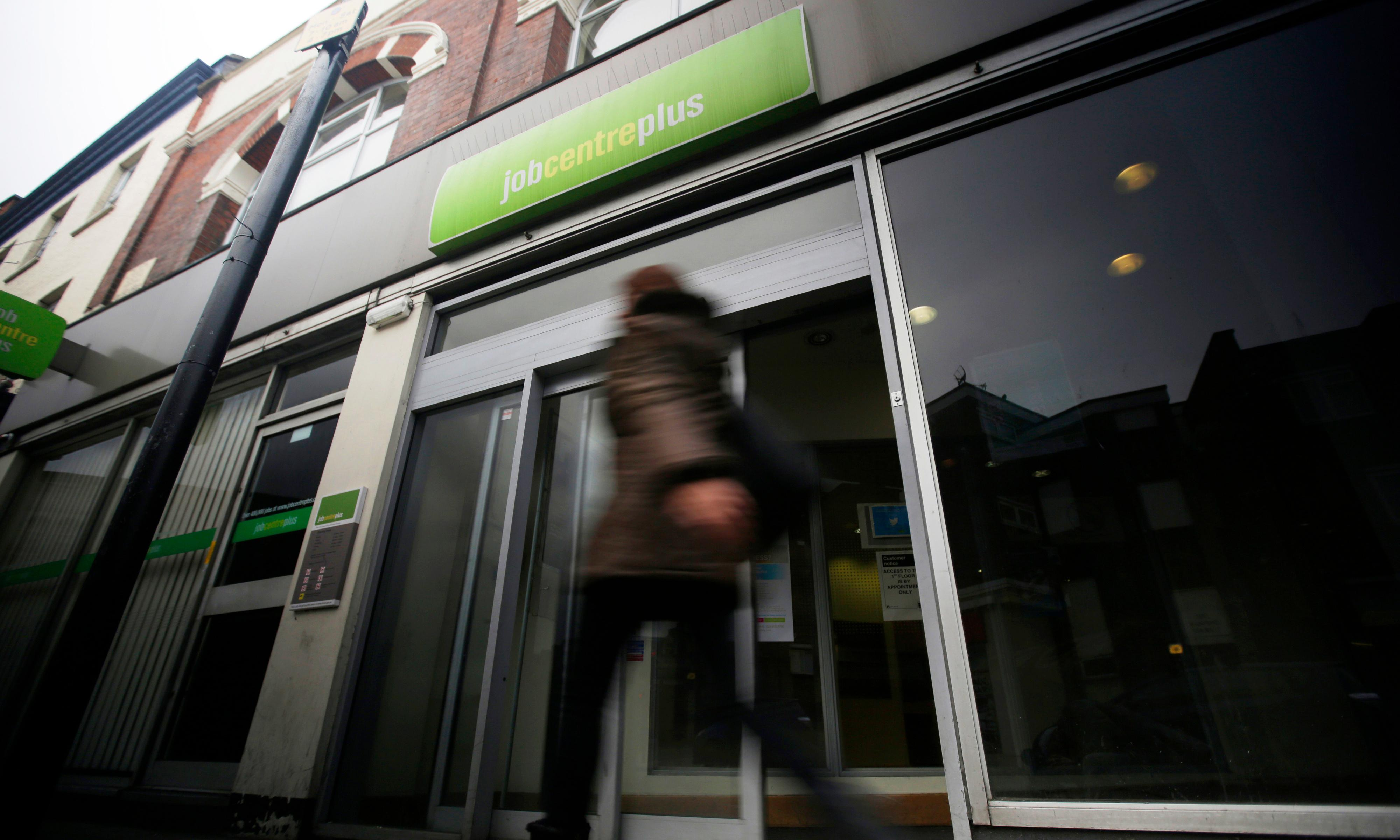 Britons' fear of unemployment spikes in last five years