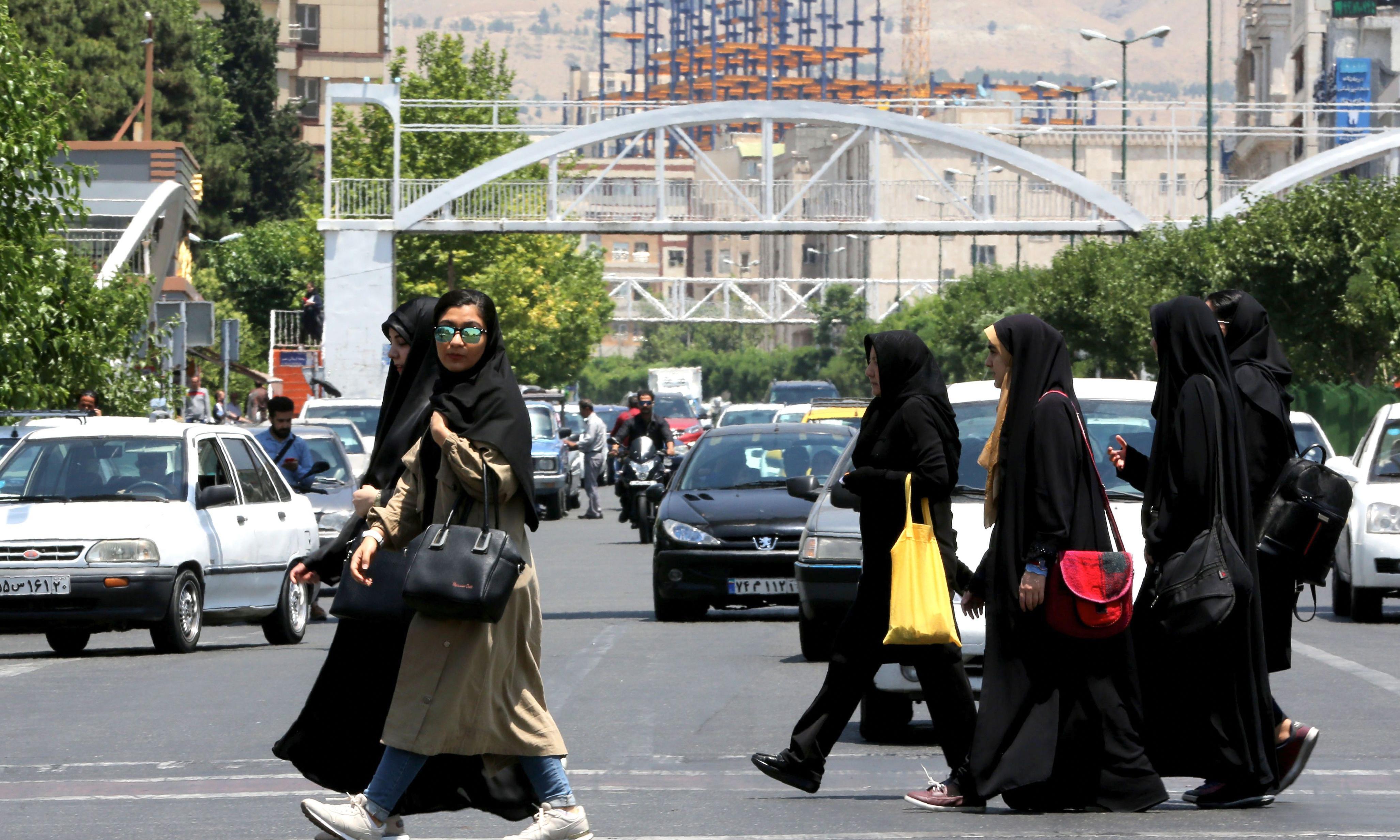 Tehran has held firm in its tussles with Trump